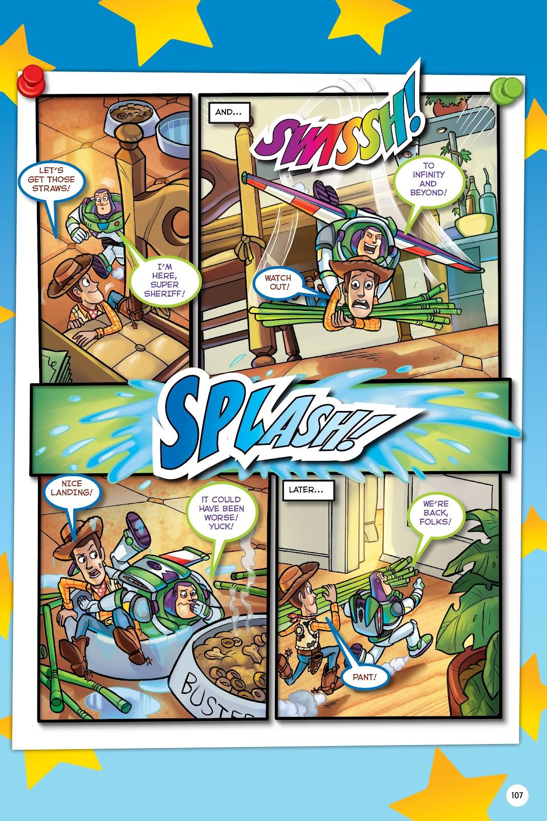 Read online DISNEY·PIXAR Toy Story Adventures comic -  Issue # TPB 1 (Part 2) - 7