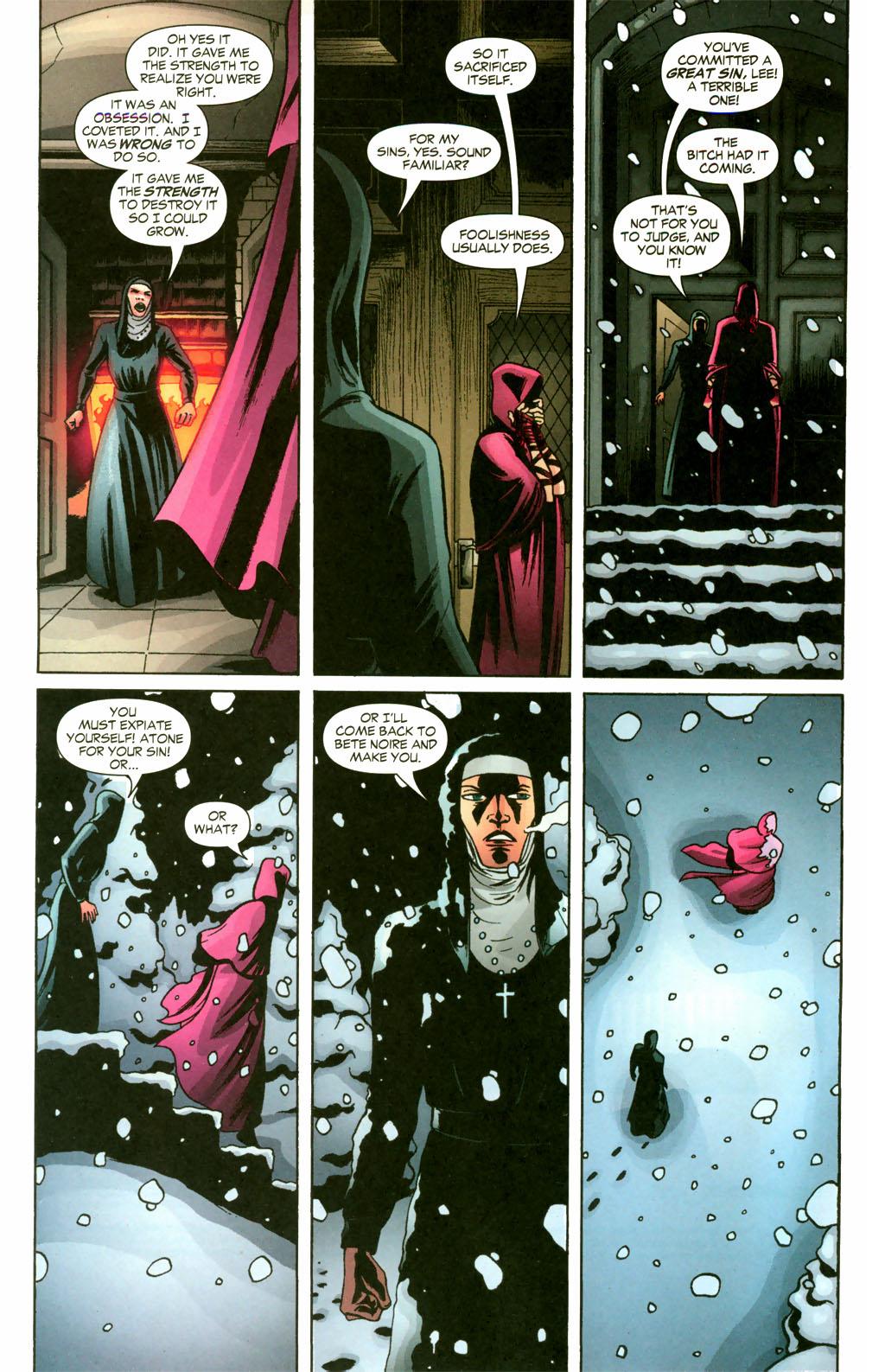Read online Fallen Angel (2003) comic -  Issue #10 - 13