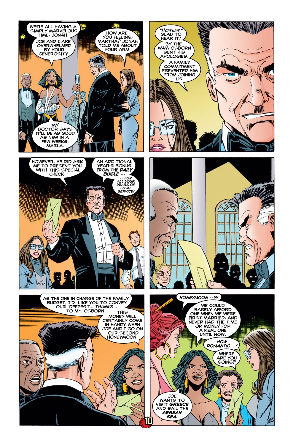 The Amazing Spider-Man (1963) 433 Page 10