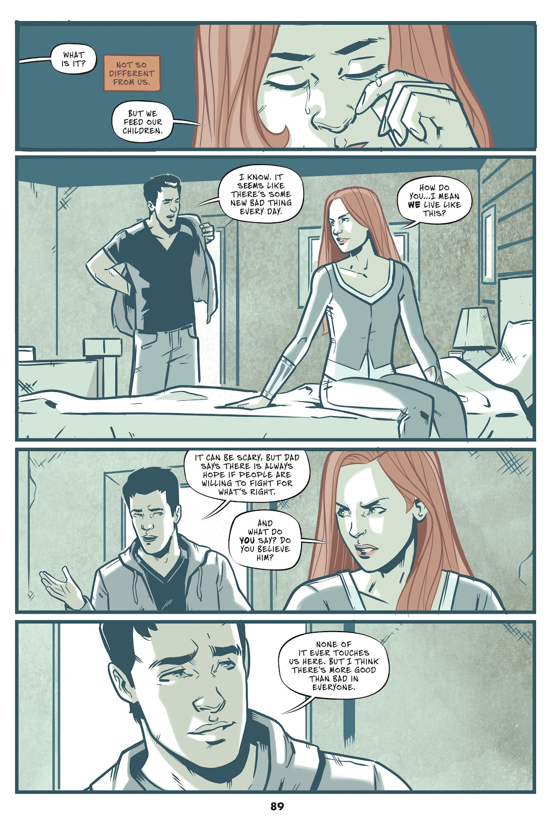 Read online Mera: Tidebreaker comic -  Issue # TPB (Part 1) - 89
