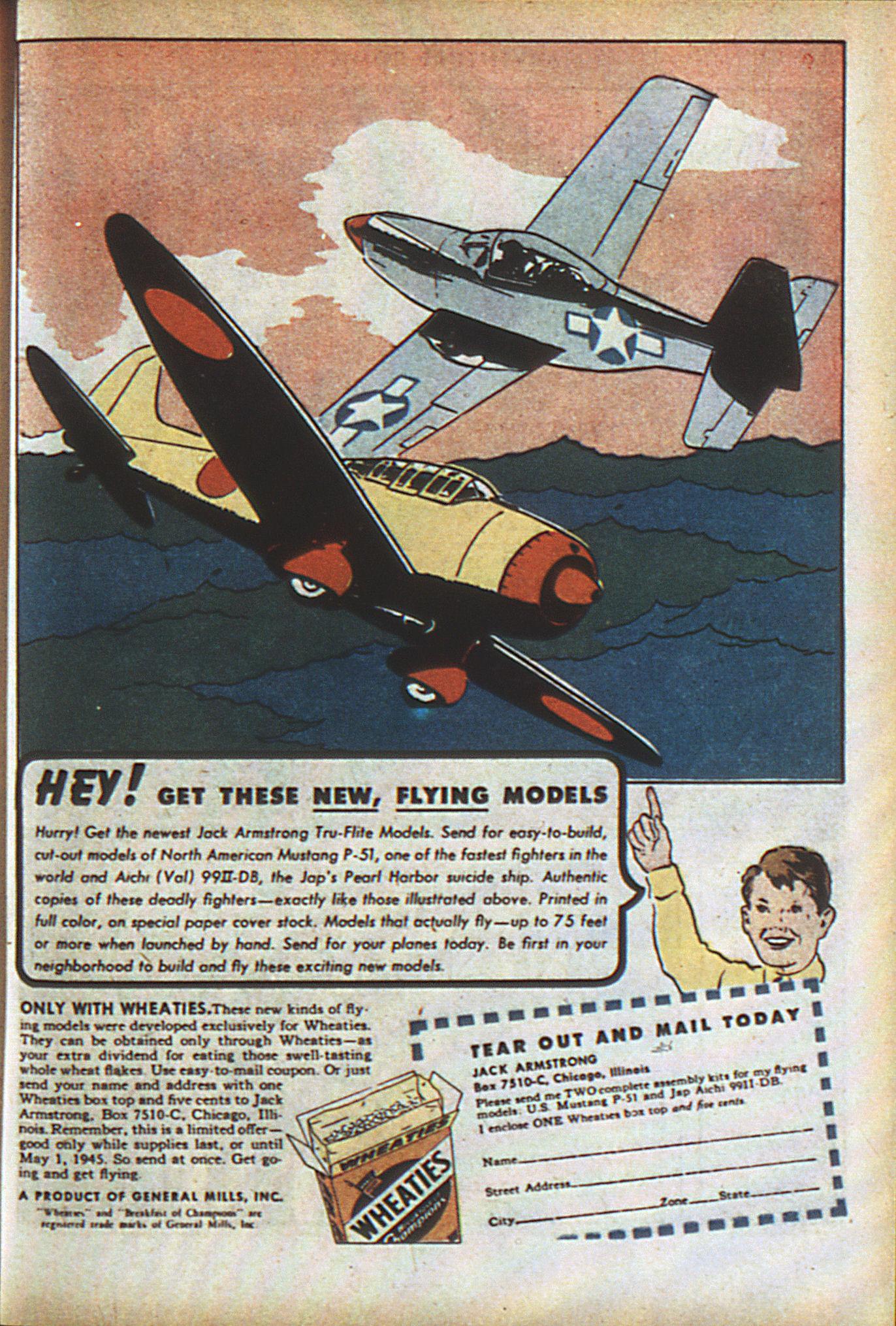 Read online Adventure Comics (1938) comic -  Issue #96 - 42