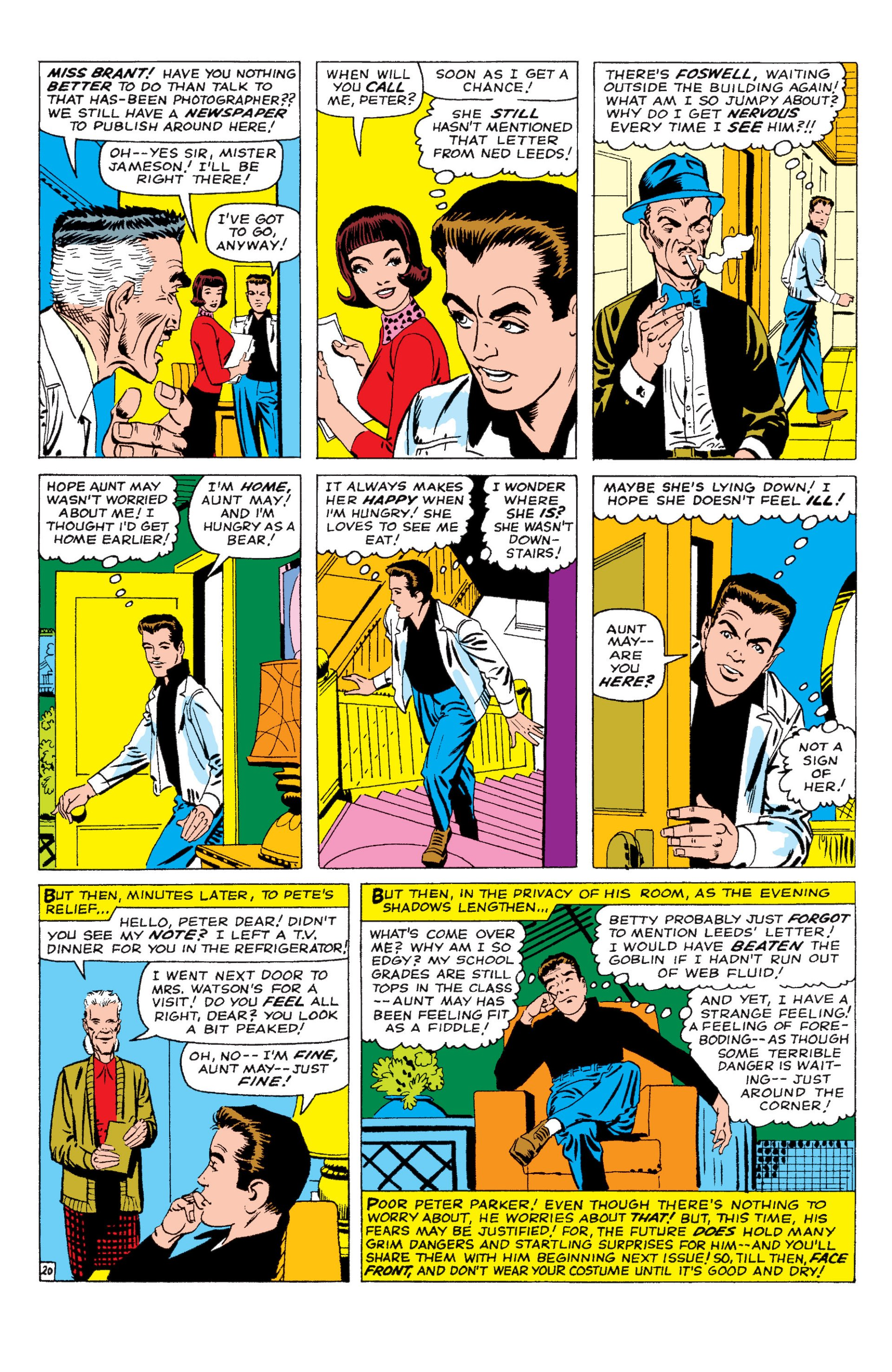 The Amazing Spider-Man (1963) 23 Page 20