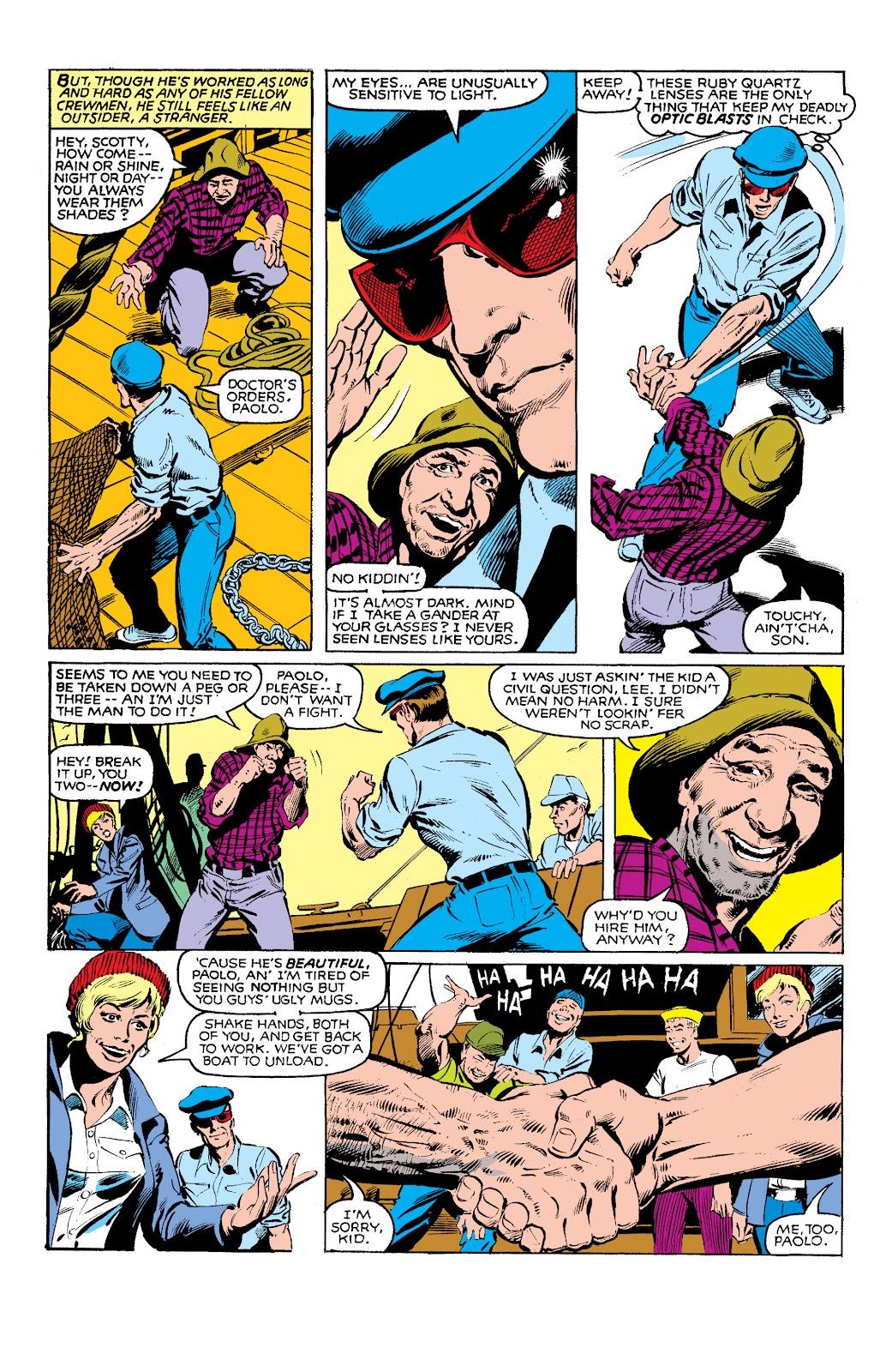 Uncanny X-Men (1963) issue 144 - Page 6