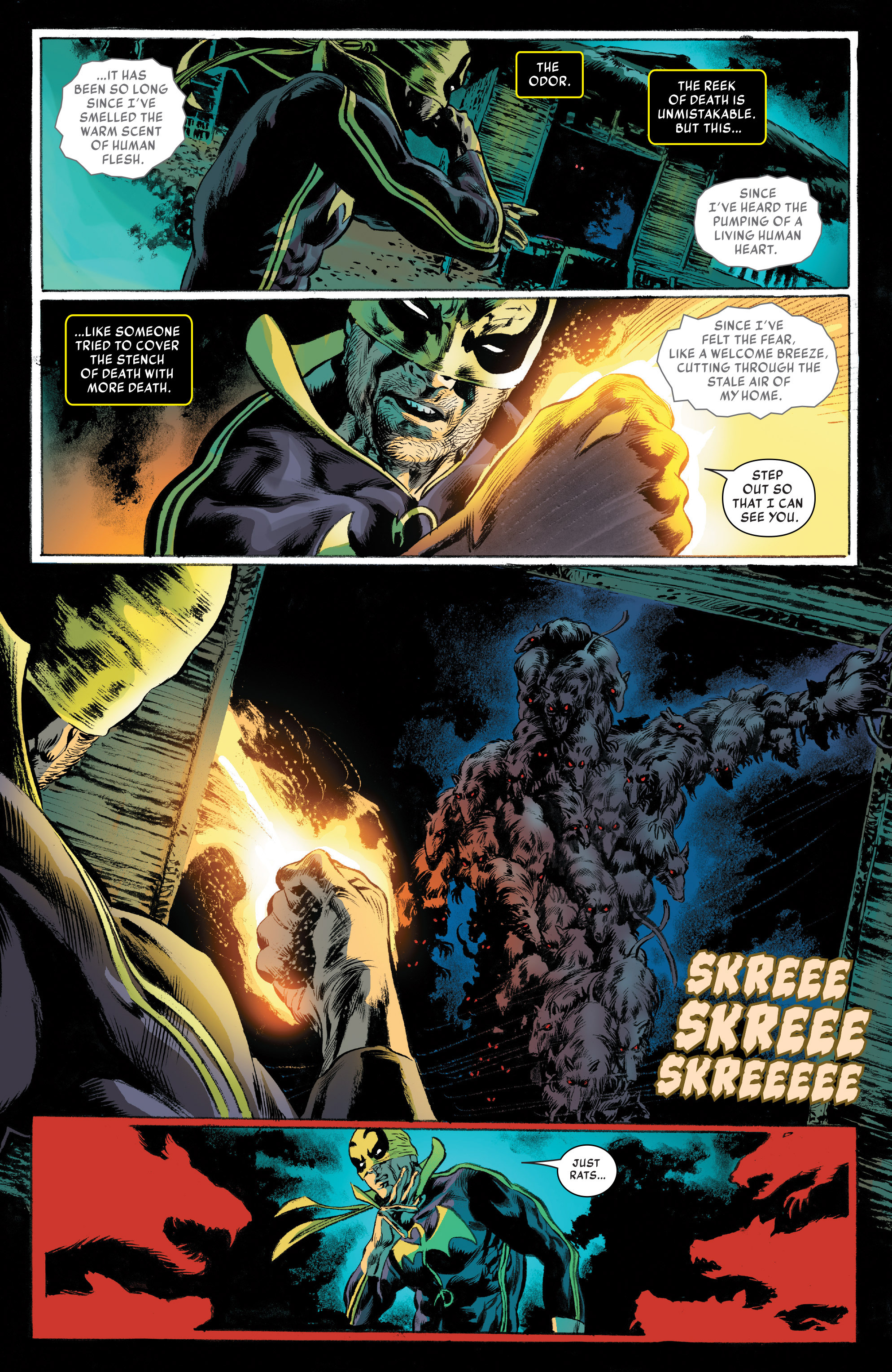 Read online Iron Fist (2017) comic -  Issue #2 - 20