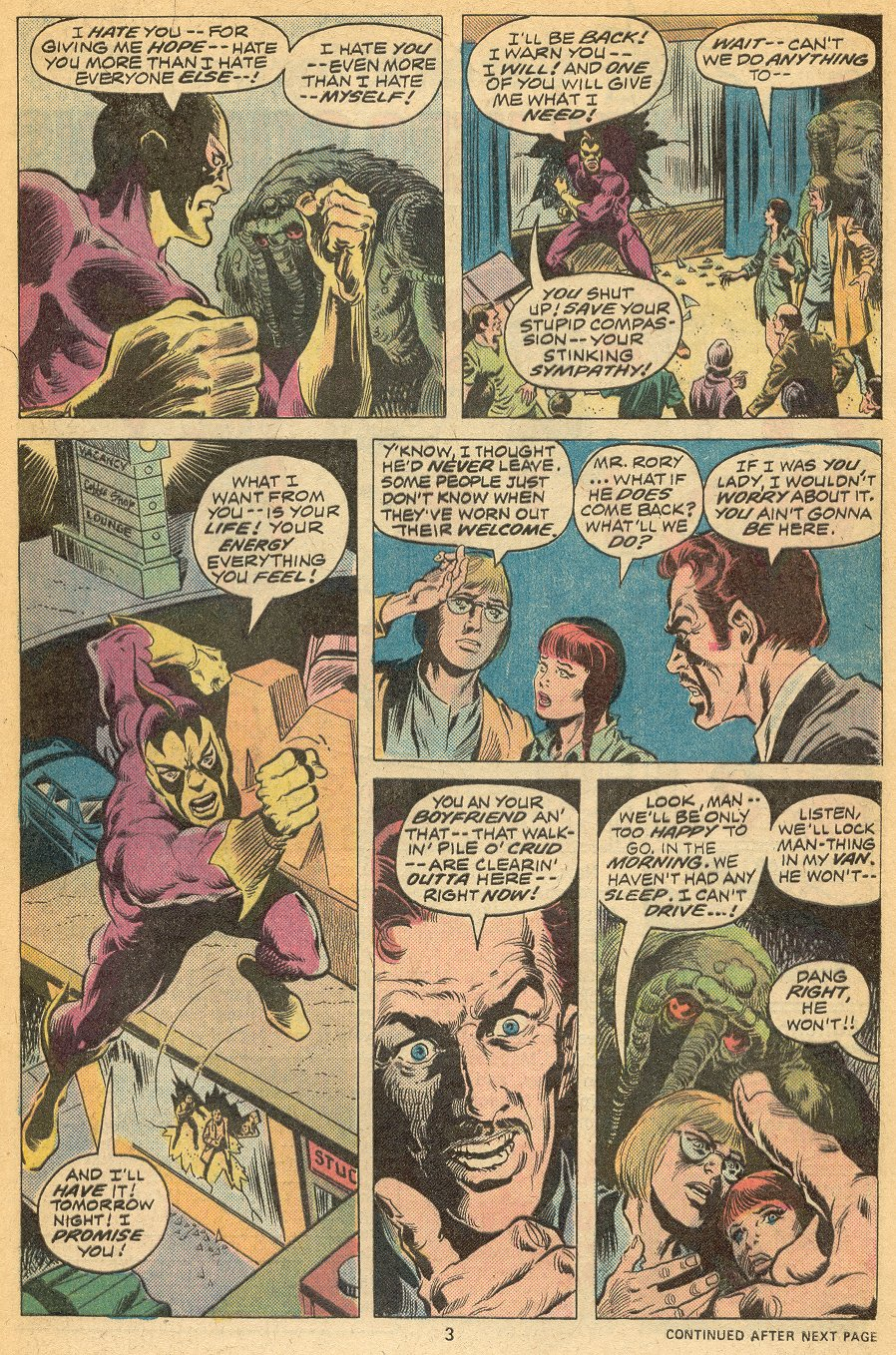 Man-Thing (1974) issue 20 - Page 4