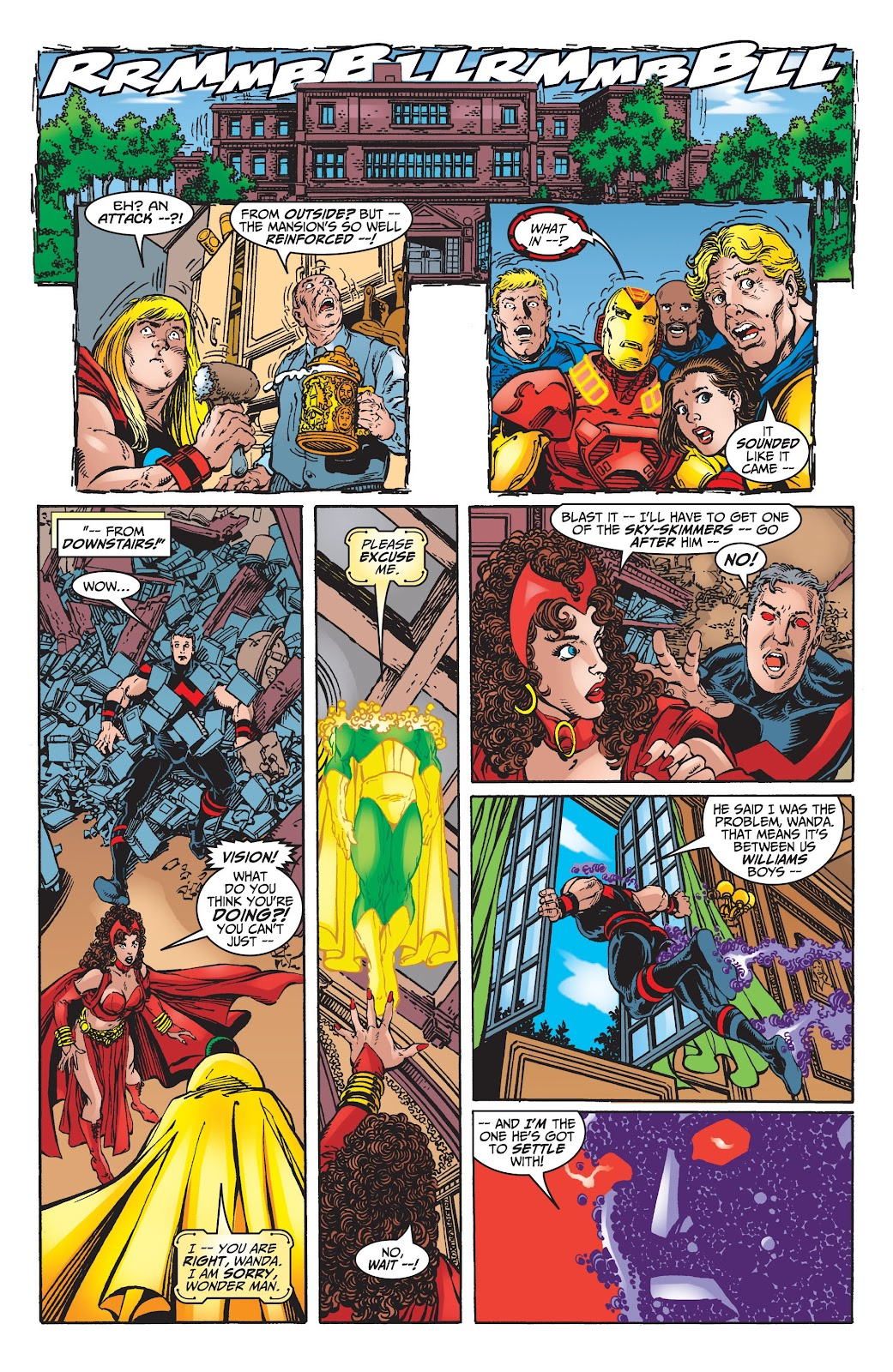 Avengers (1998) issue TPB 2 (Part 4) - Page 35