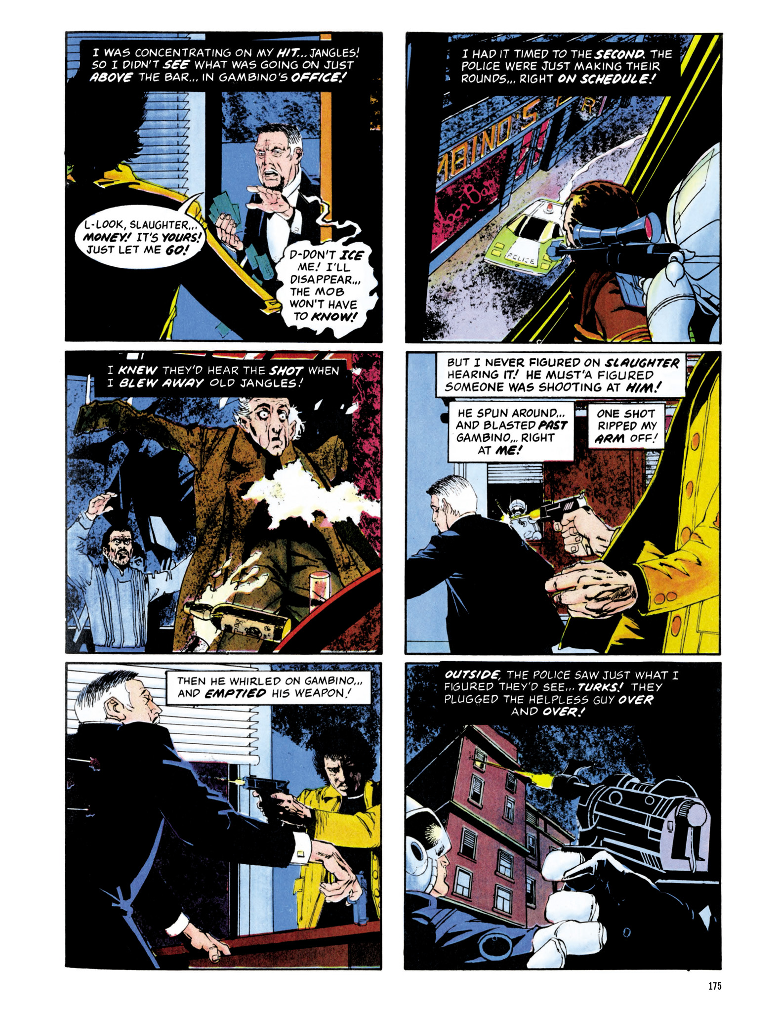 Read online Eerie Archives comic -  Issue # TPB 13 - 176