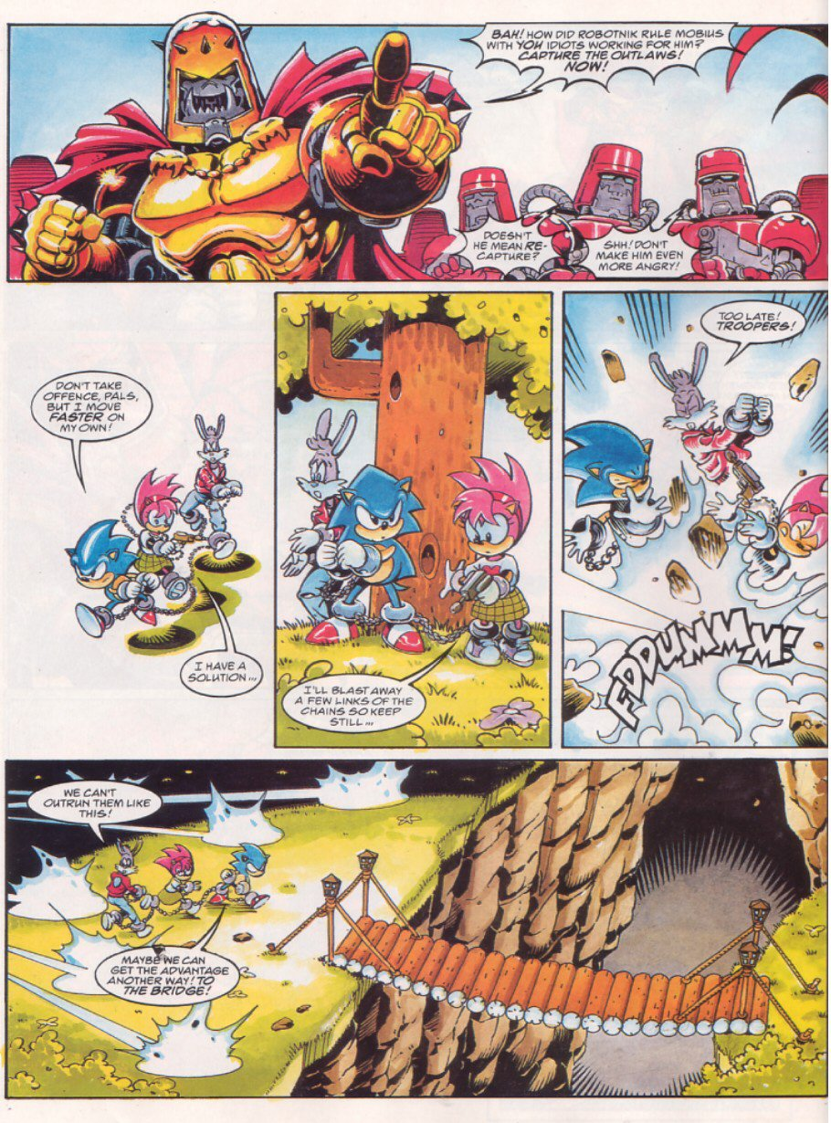 Read online Sonic the Comic comic -  Issue #65 - 6