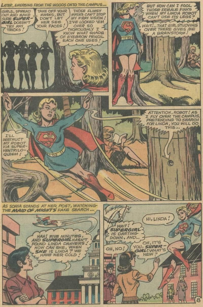 Action Comics (1938) 359 Page 28