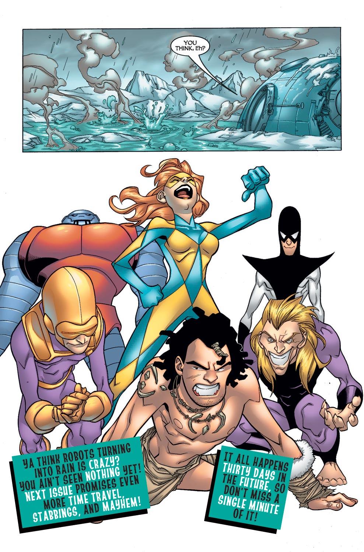 Read online Alpha Flight (2004) comic -  Issue #10 - 22