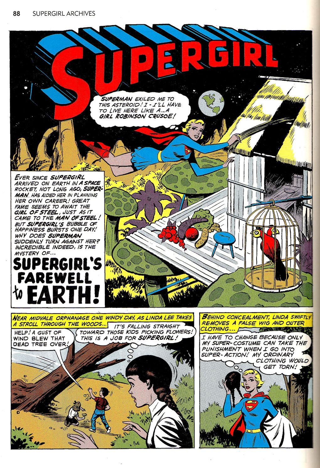 Read online Action Comics (1938) comic -  Issue #258 - 38