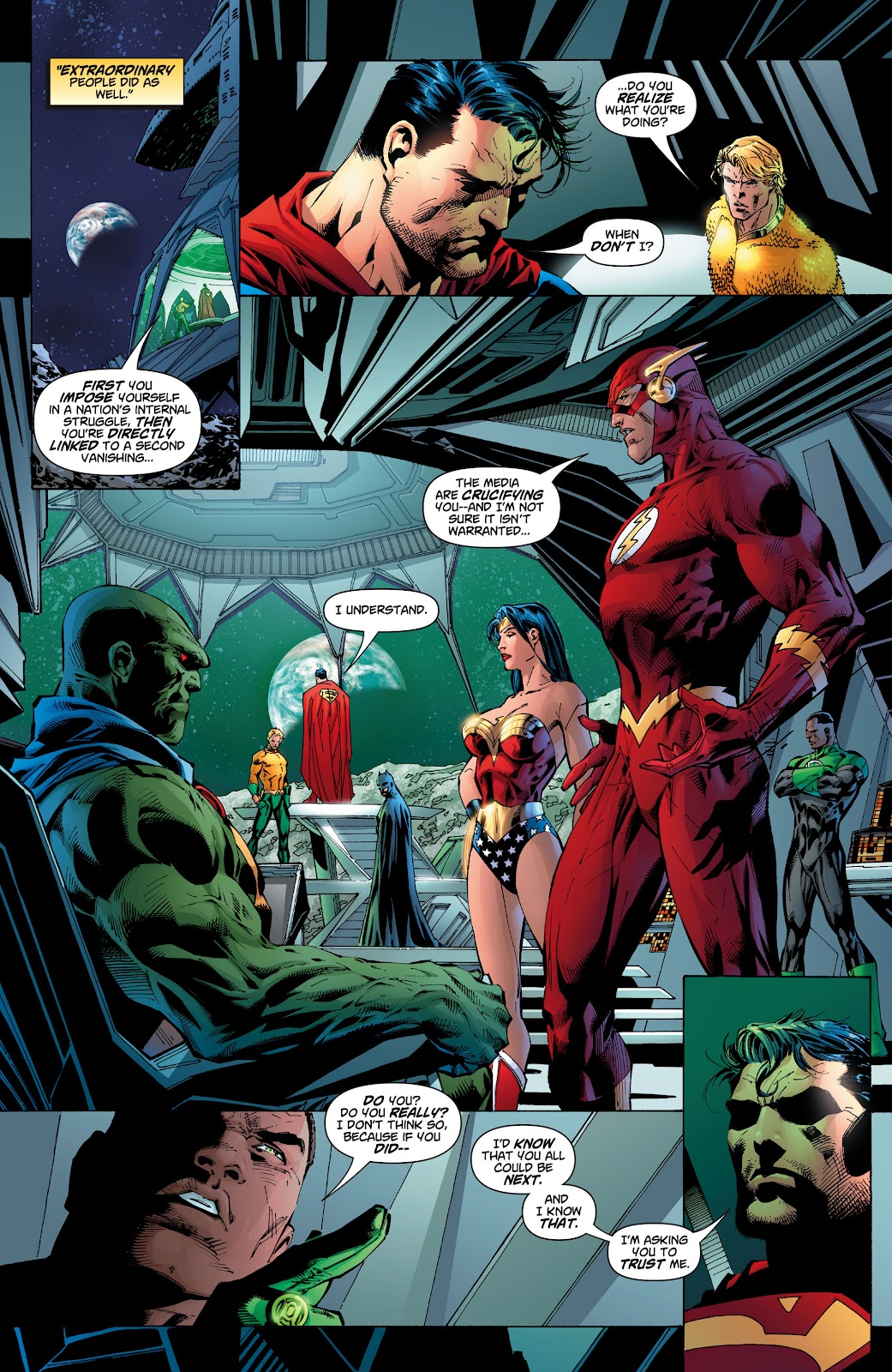 Read online Superman: For Tomorrow comic -  Issue # TPB (Part 2) - 19