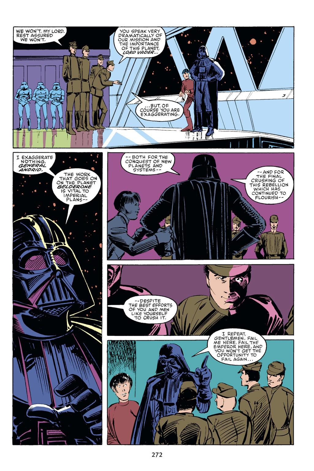 Read online Star Wars Omnibus comic -  Issue # Vol. 18 - 257
