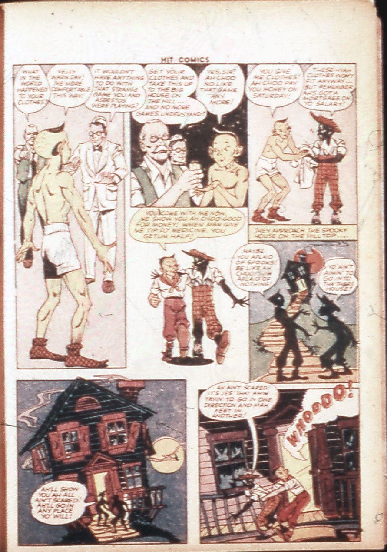 Read online Hit Comics comic -  Issue #30 - 40