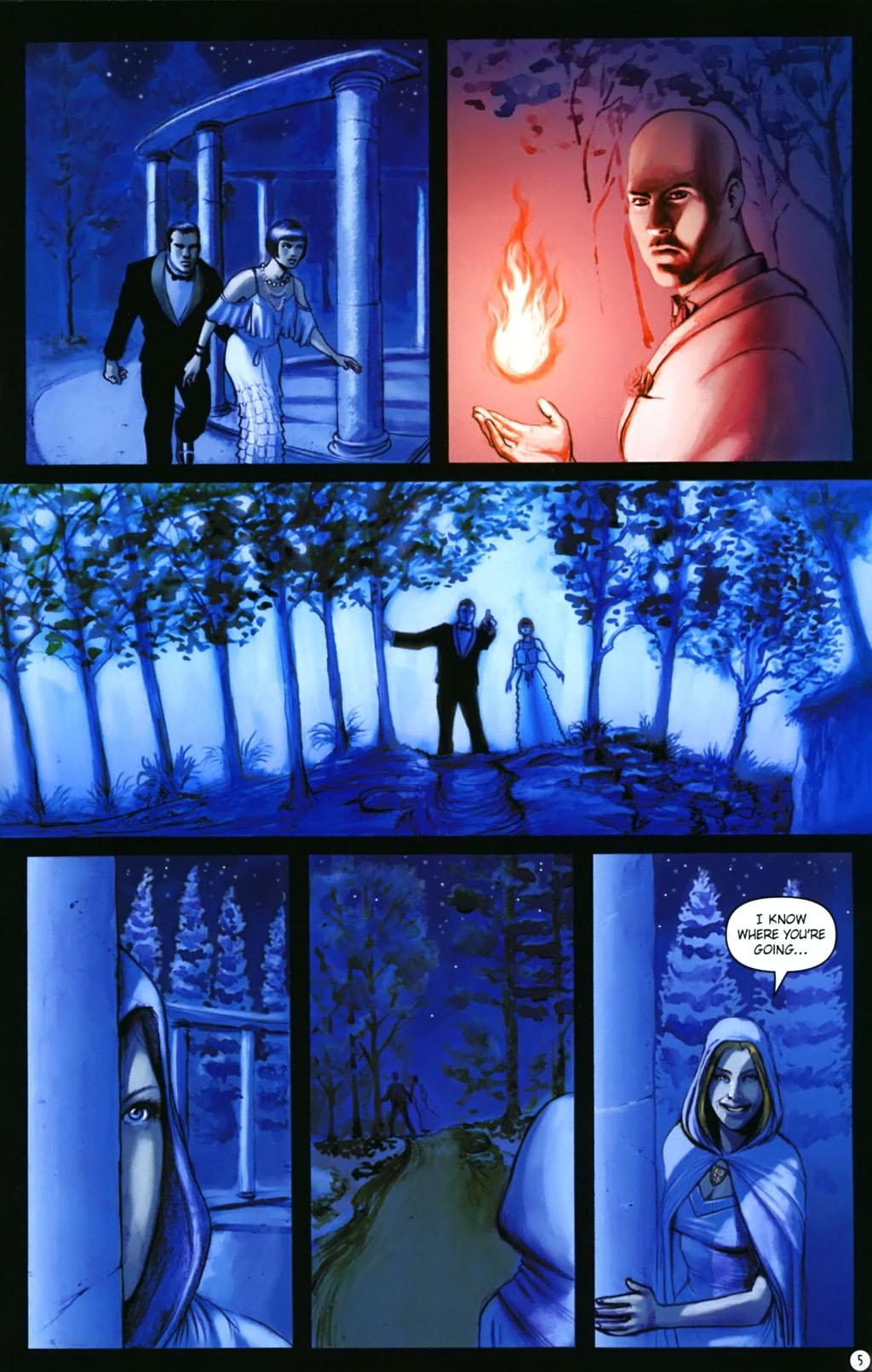 Read online Rex Mundi comic -  Issue #17 - 9