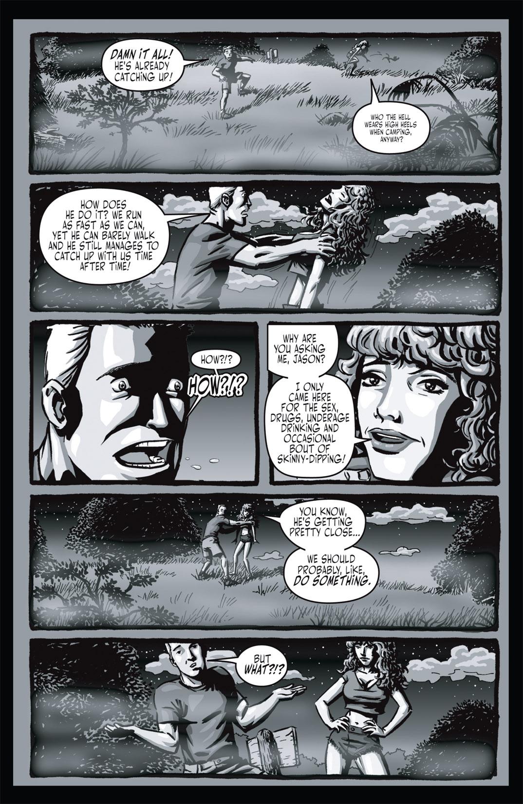Read online Nightmare World comic -  Issue # Vol. 1 Thirteen Tales of Terror - 19