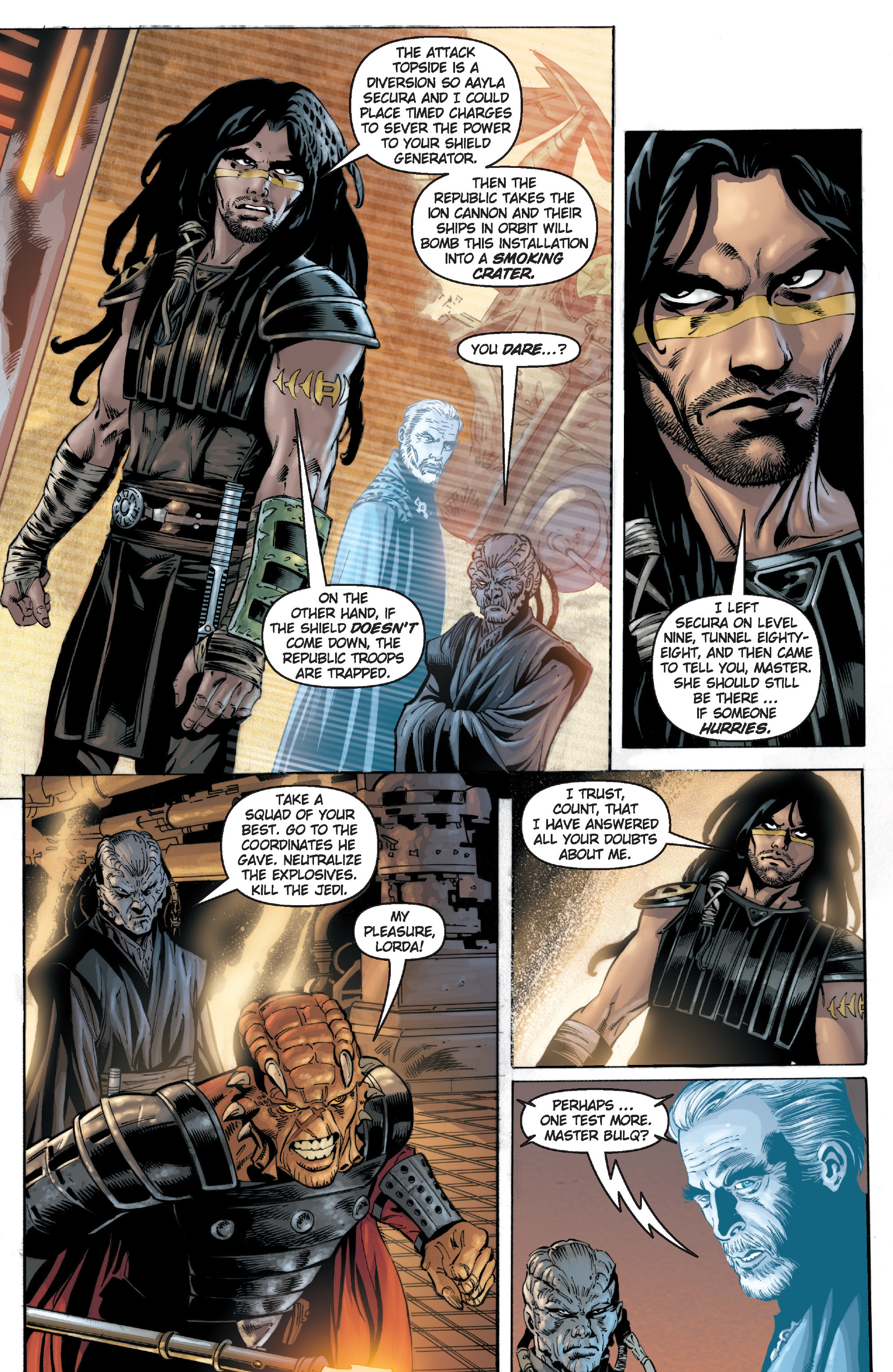 Read online Star Wars Omnibus comic -  Issue # Vol. 26 - 311