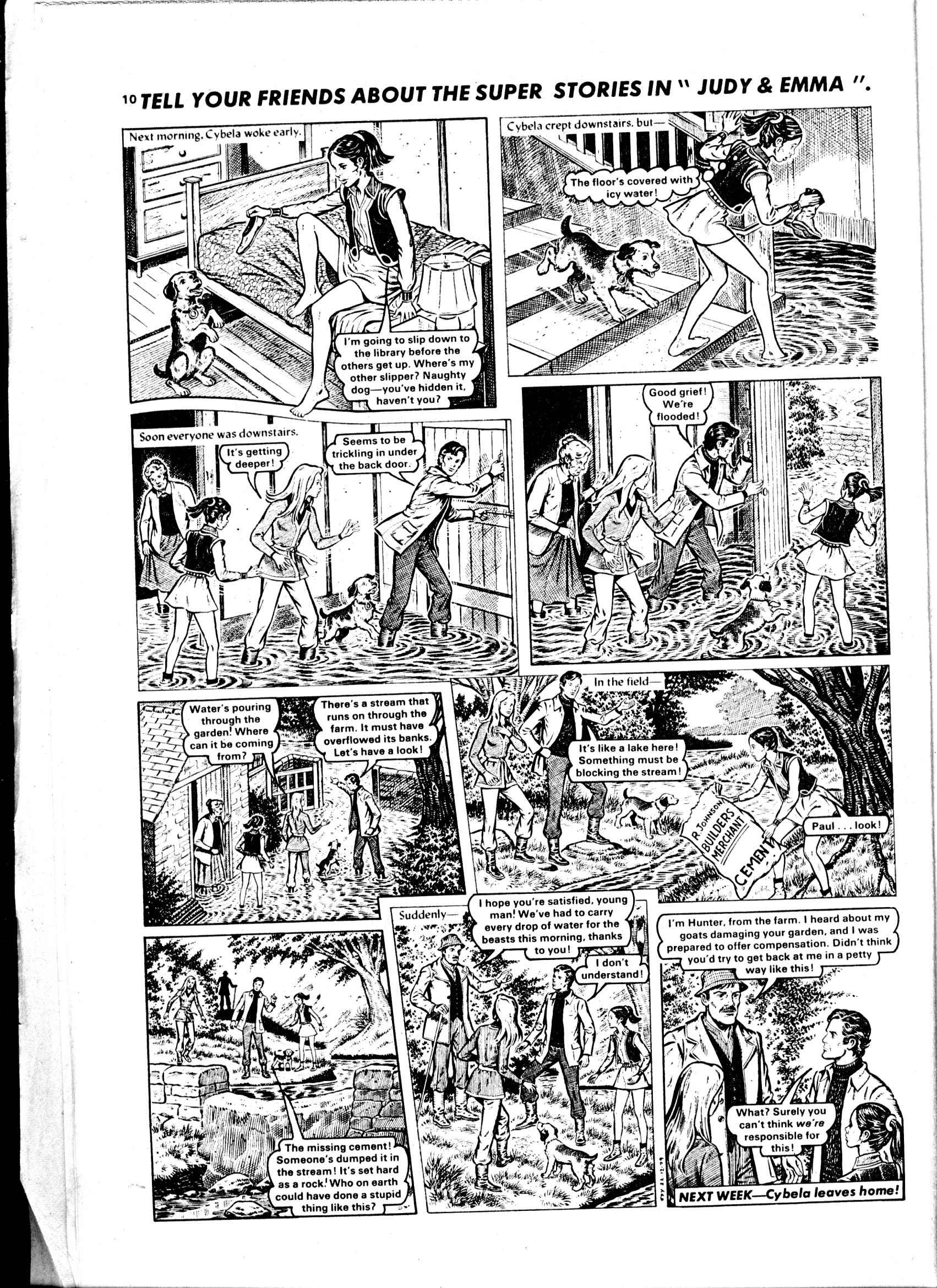 Read online Judy comic -  Issue #1041 - 10