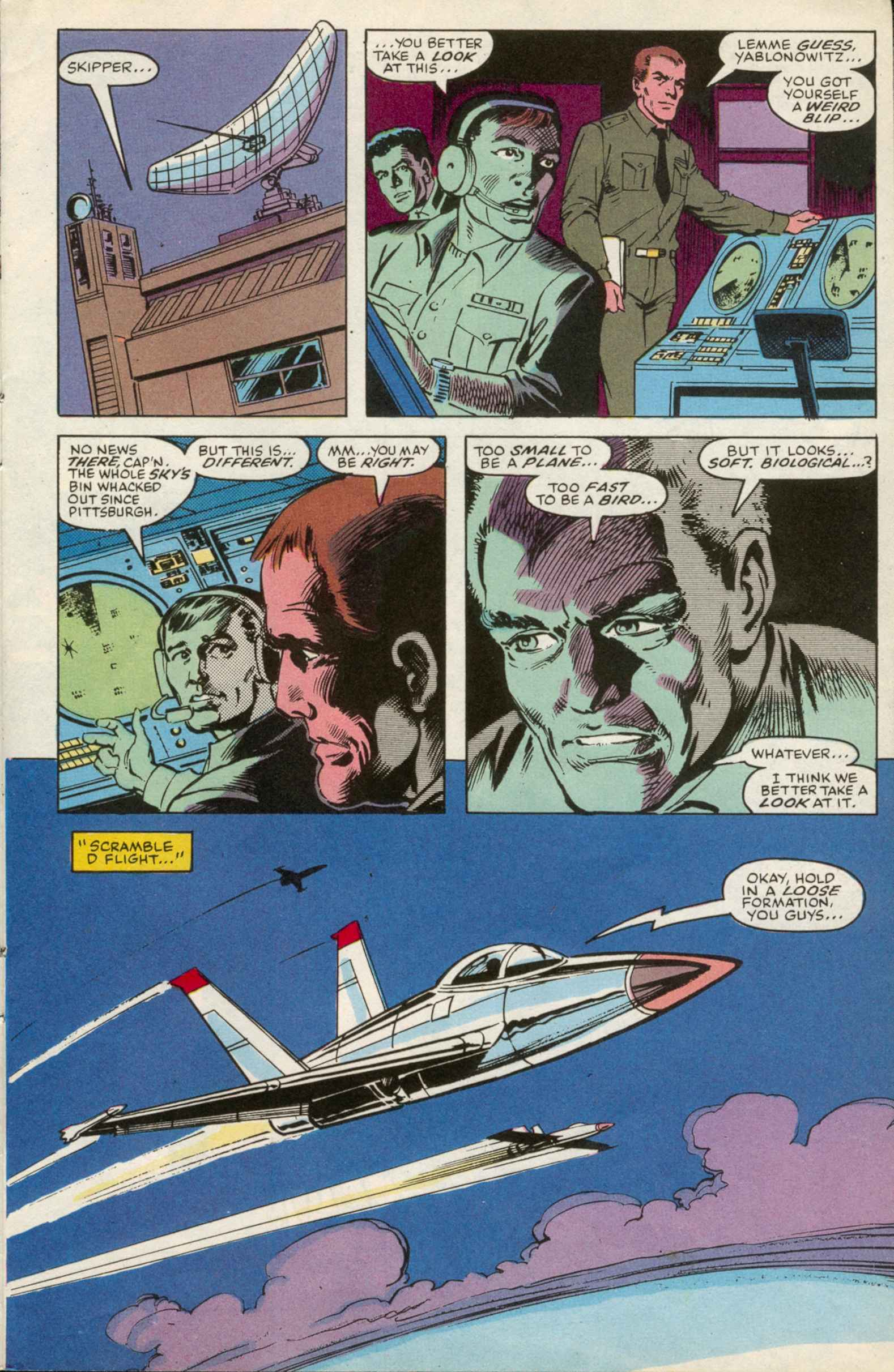 Read online Star Brand comic -  Issue #13 - 15