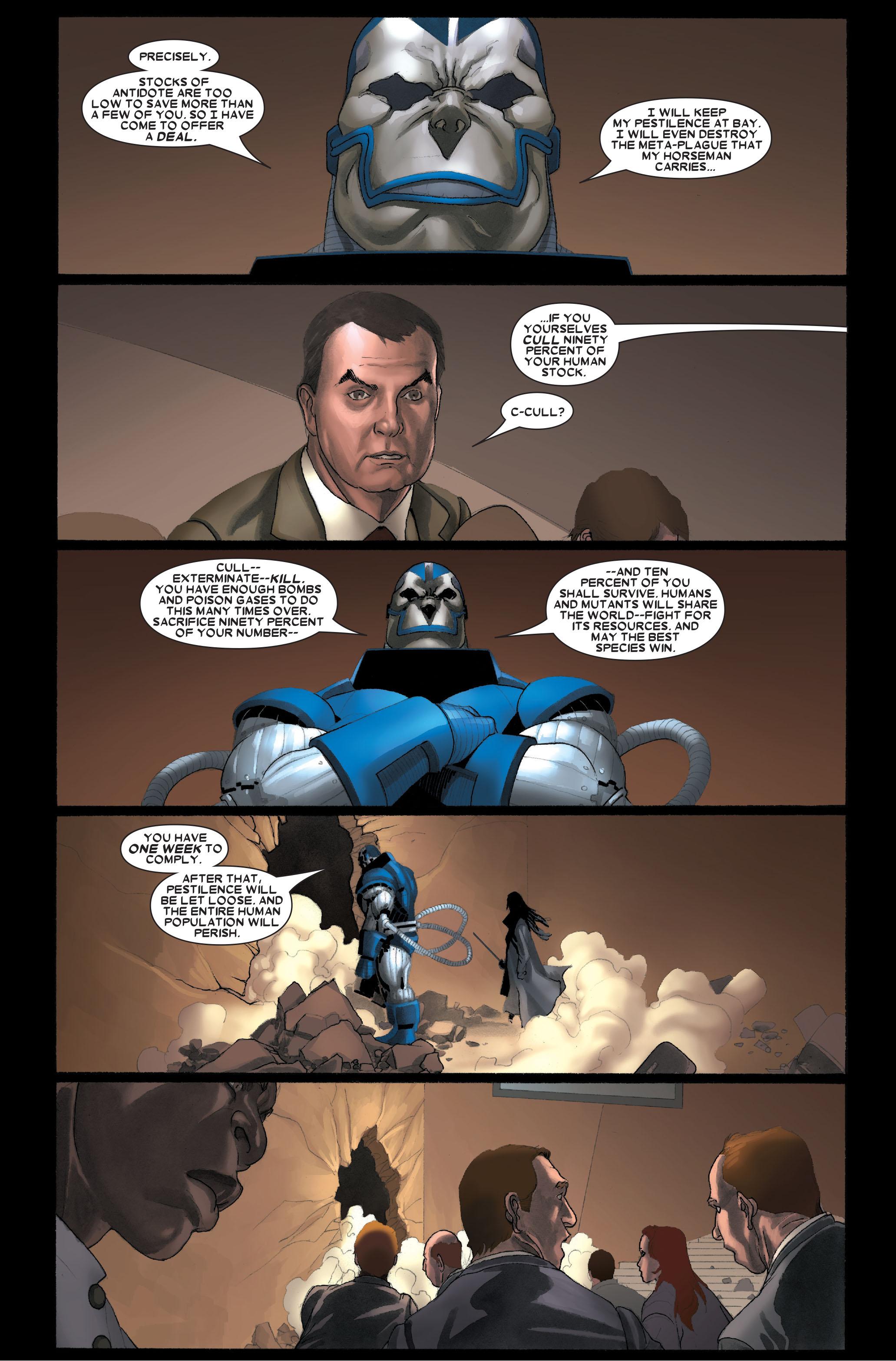 X-Men (1991) 185 Page 18