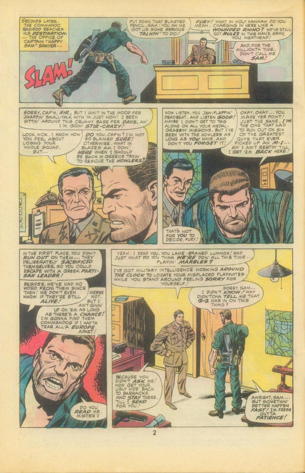 Read online Sgt. Fury comic -  Issue #136 - 4