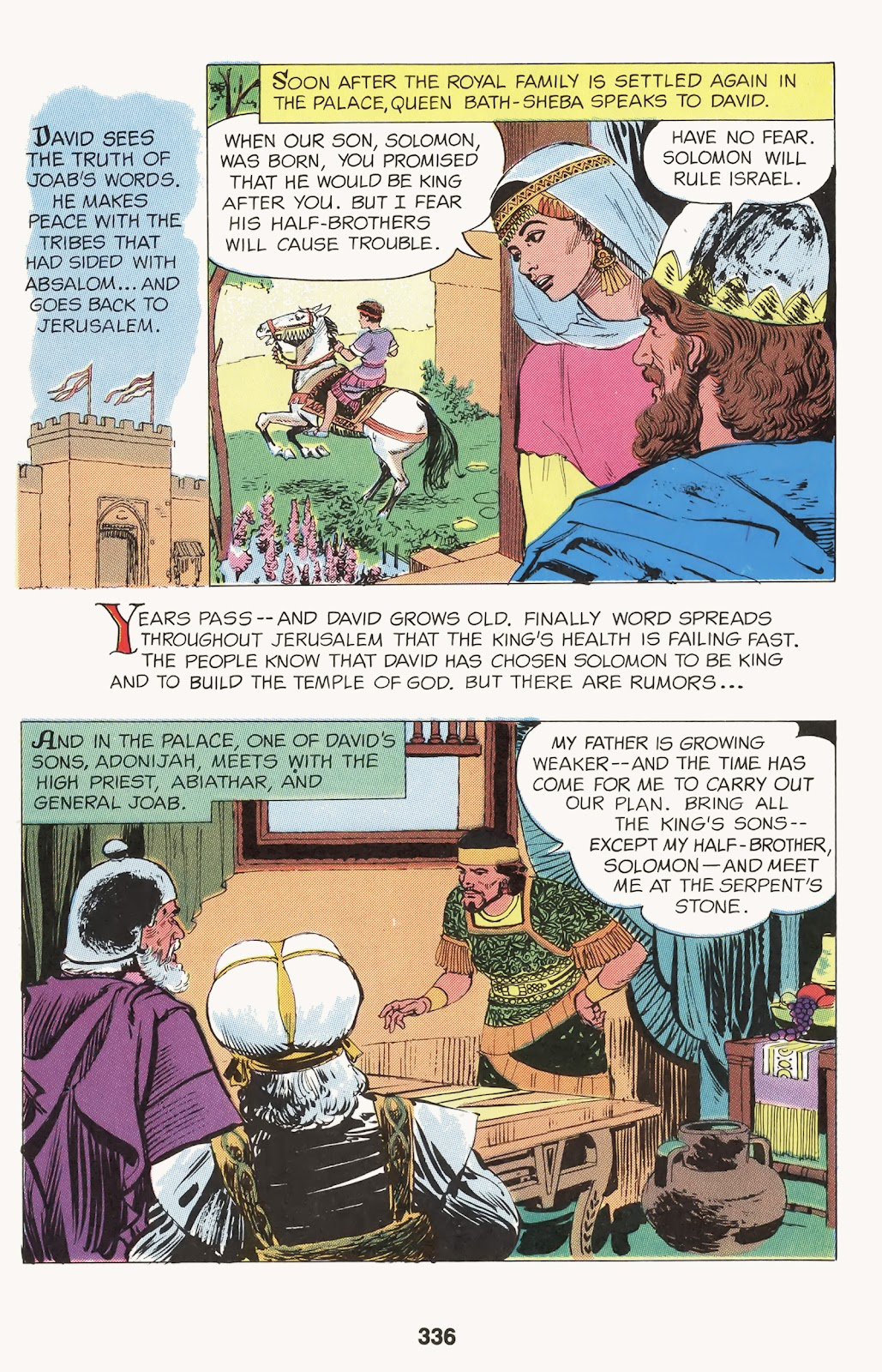 The Picture Bible issue TPB (Part 4) - Page 39