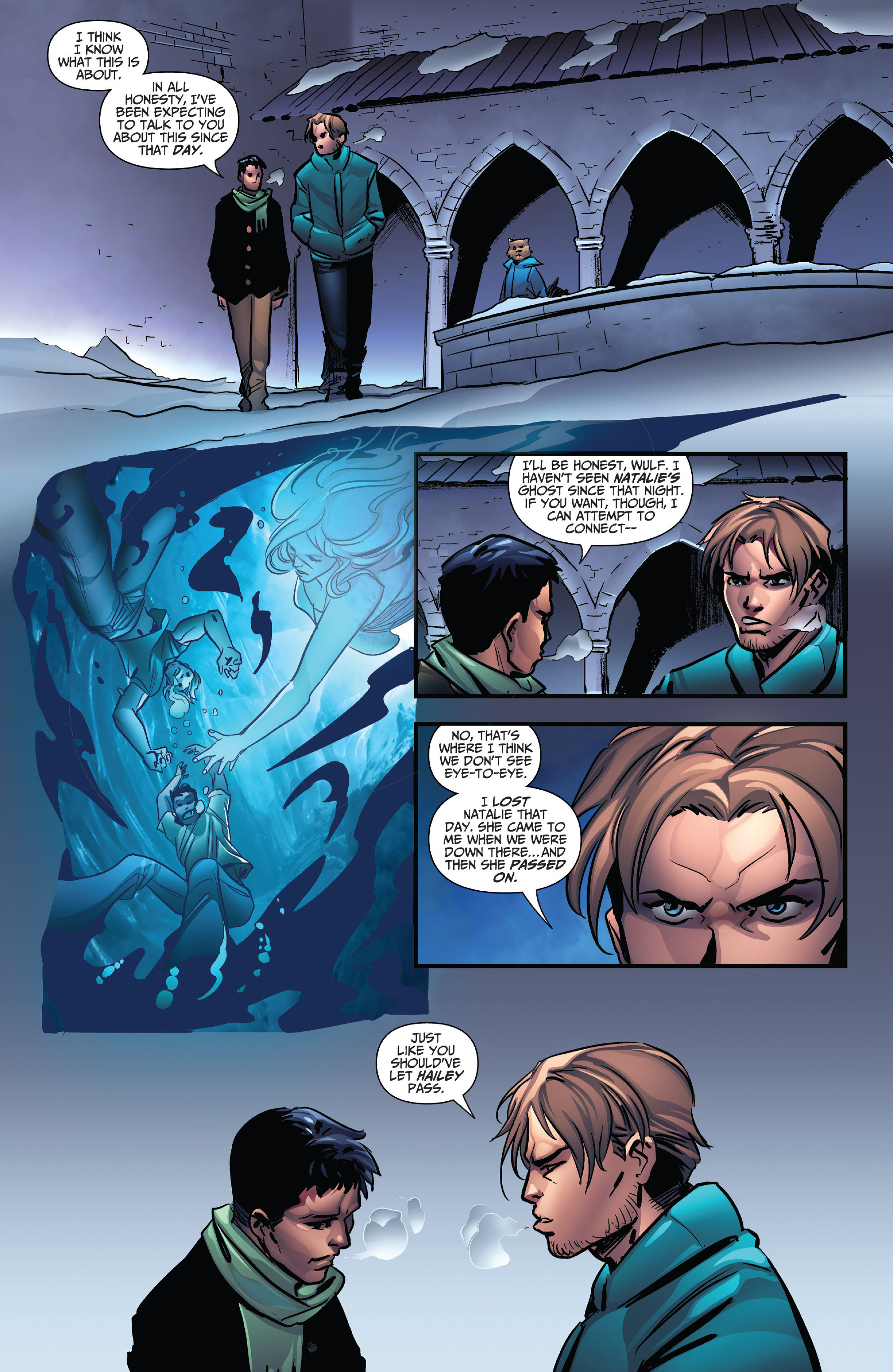 Read online Grimm Fairy Tales: Arcane Acre comic -  Issue # TPB 4 - 41