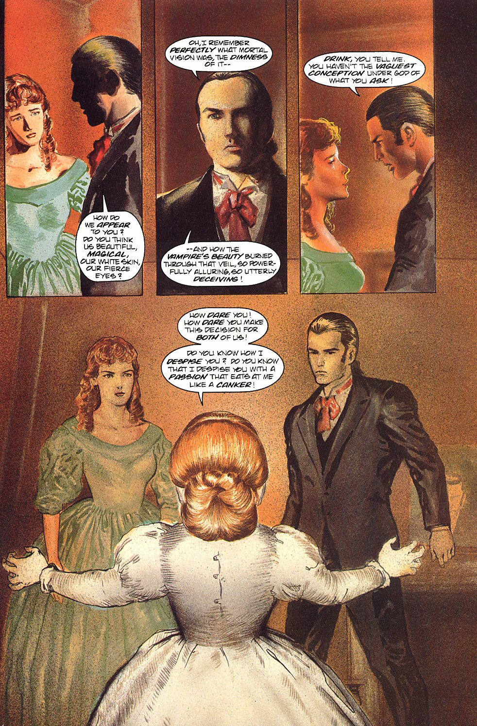 Read online Anne Rice's Interview with the Vampire comic -  Issue #9 - 20