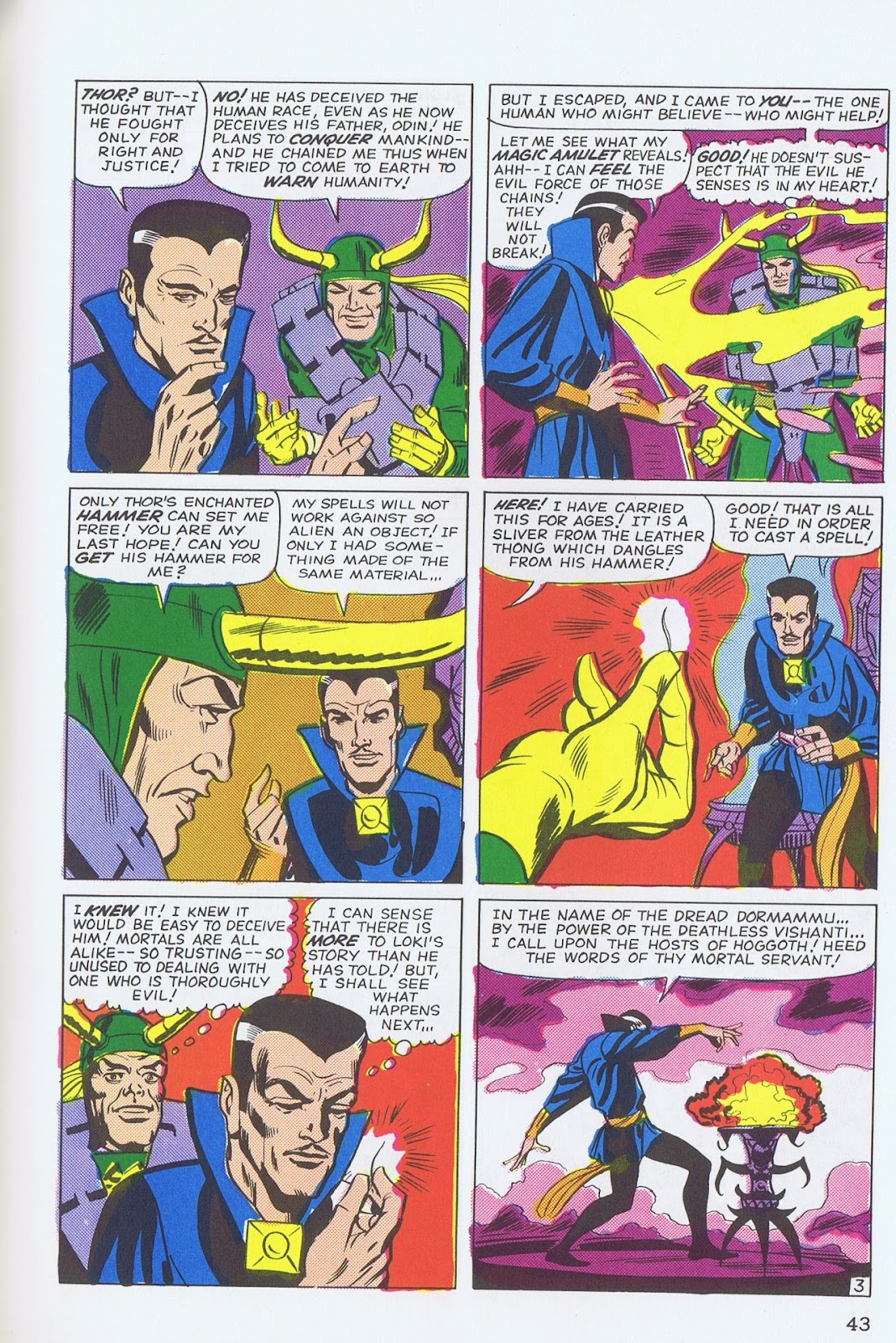 Doctor Strange: Master of the Mystic Arts issue TPB - Page 41