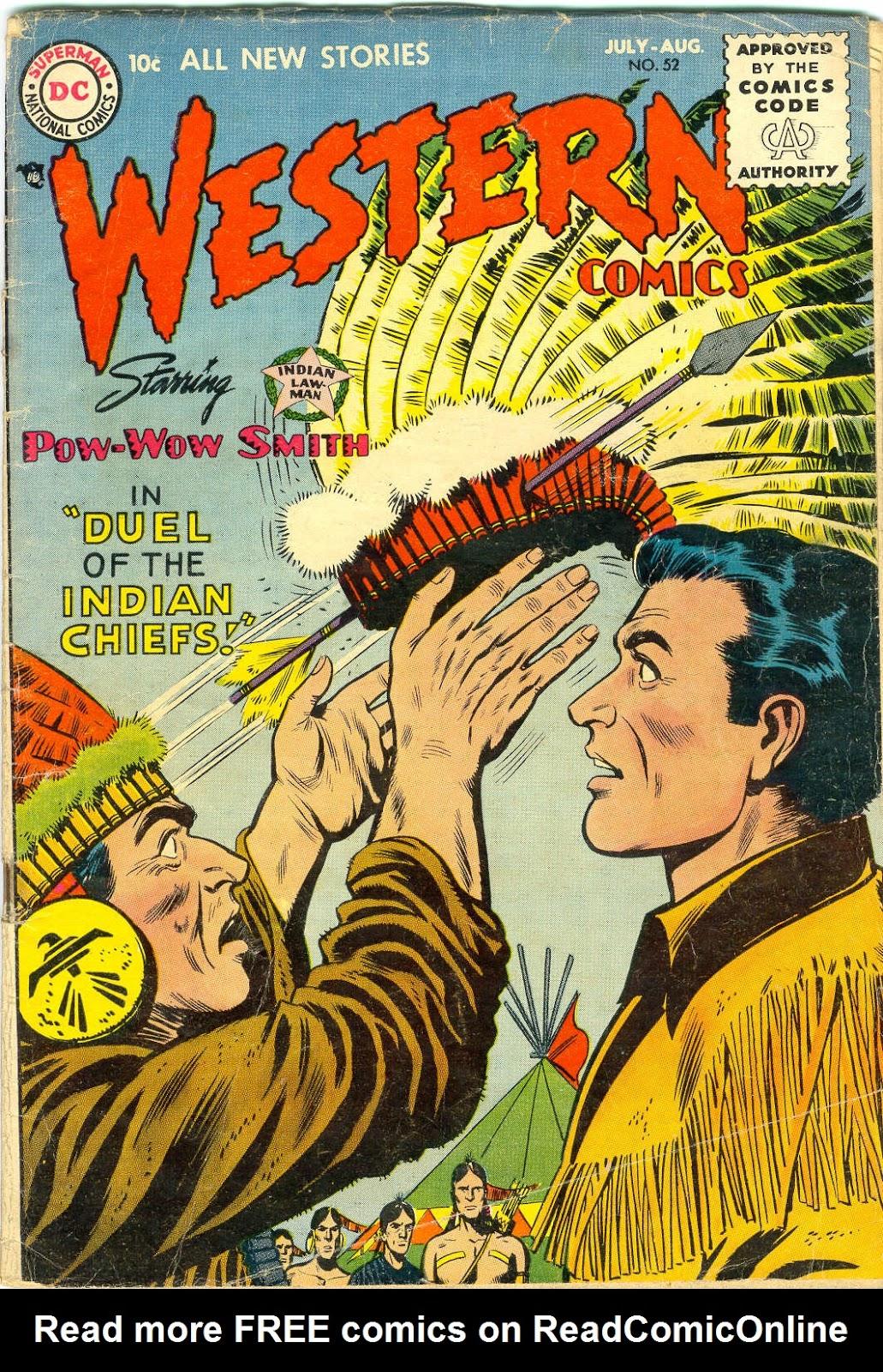 Western Comics 52 Page 1
