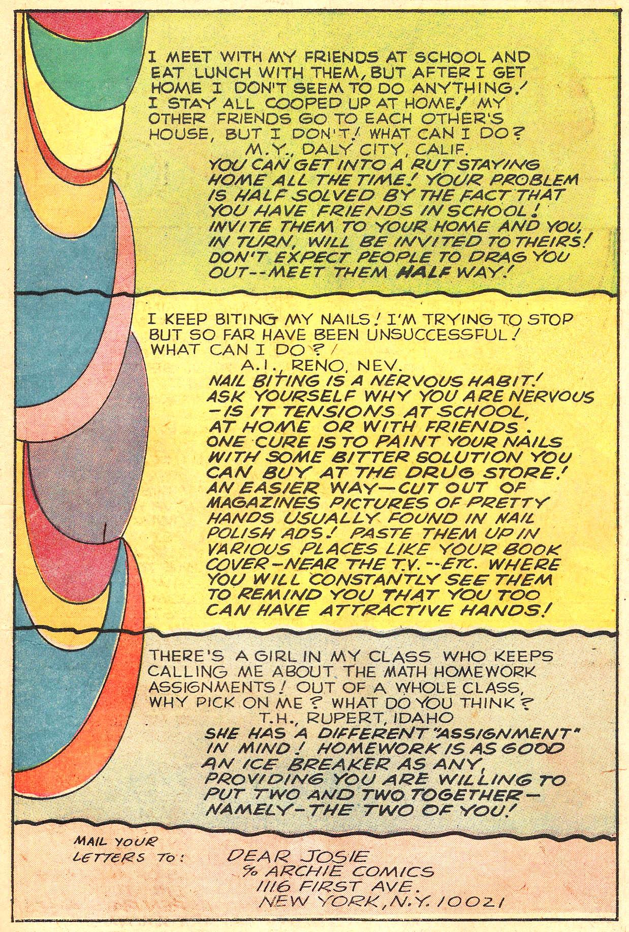 Read online She's Josie comic -  Issue #64 - 31