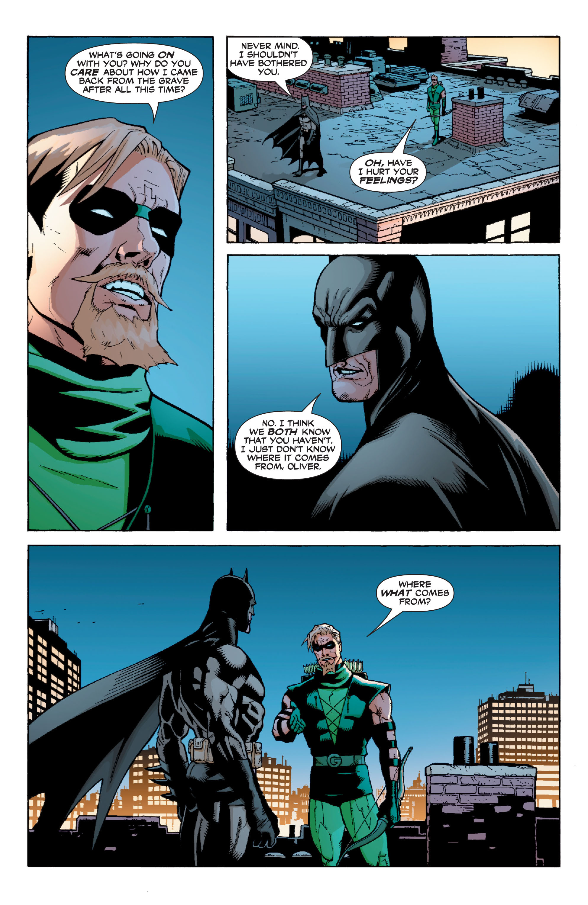 Read online Batman: Under The Red Hood comic -  Issue # Full - 119
