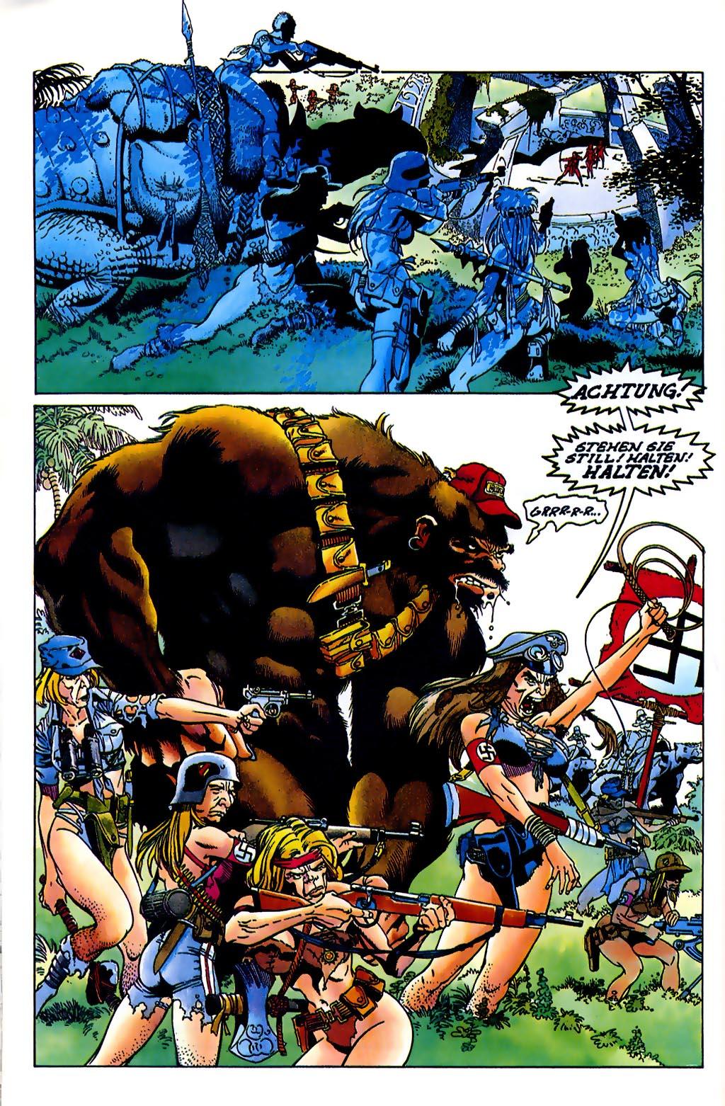 Read online Turok, Dinosaur Hunter (1993) comic -  Issue #37 - 12