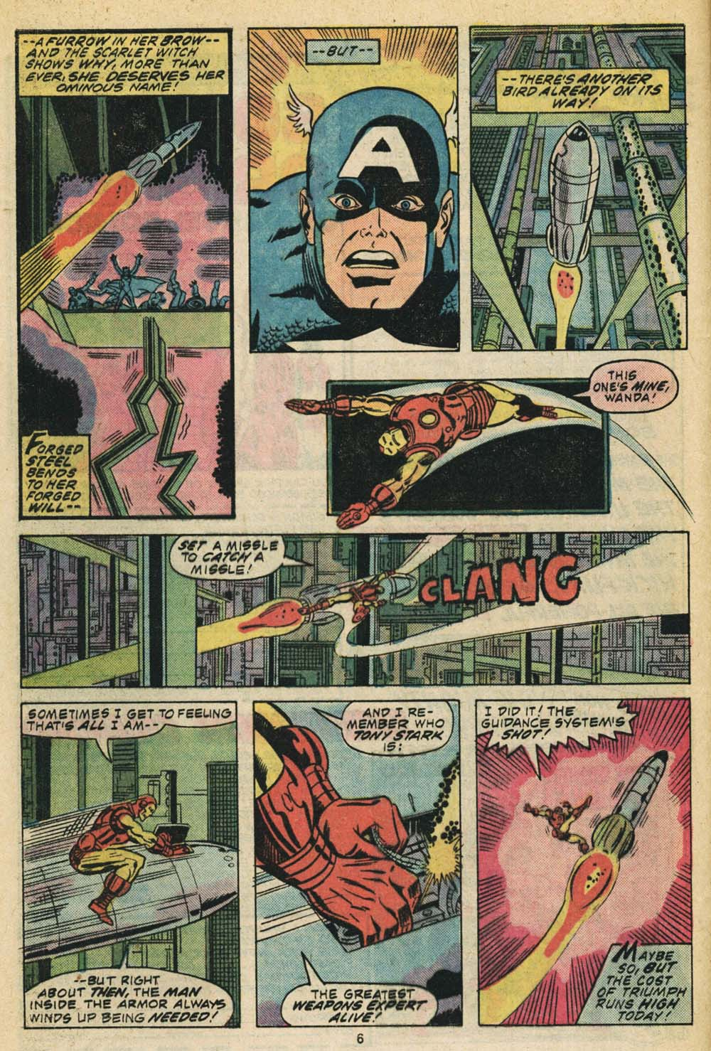 The Avengers (1963) 144 Page 4