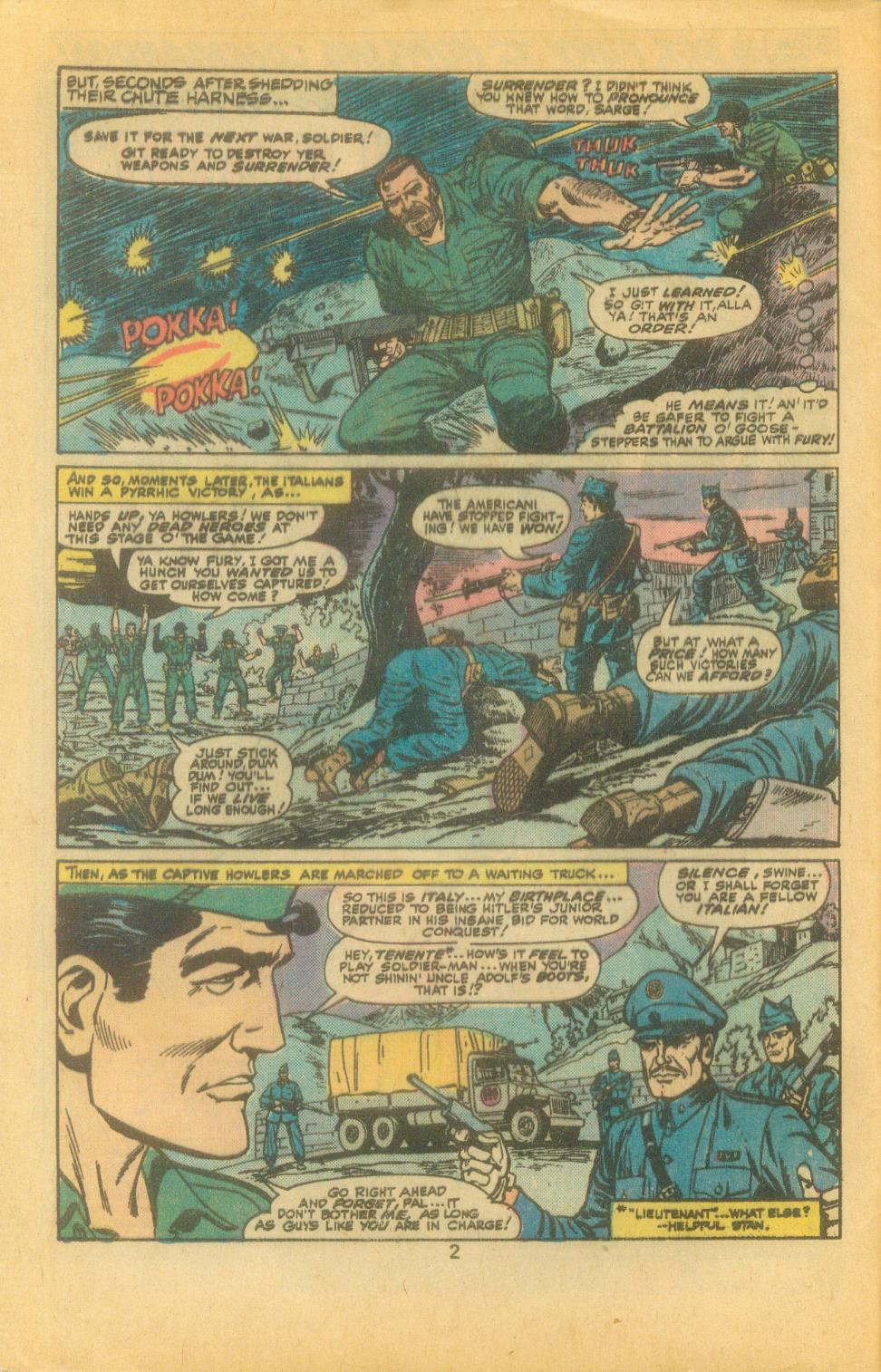 Read online Sgt. Fury comic -  Issue #132 - 4