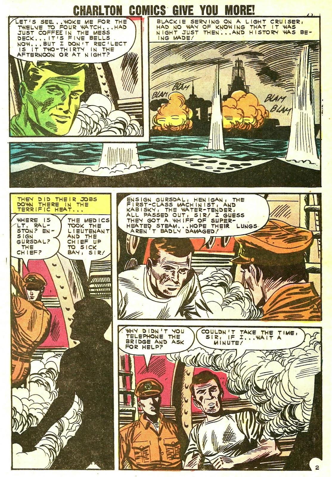 Read online Fightin' Navy comic -  Issue #110 - 17