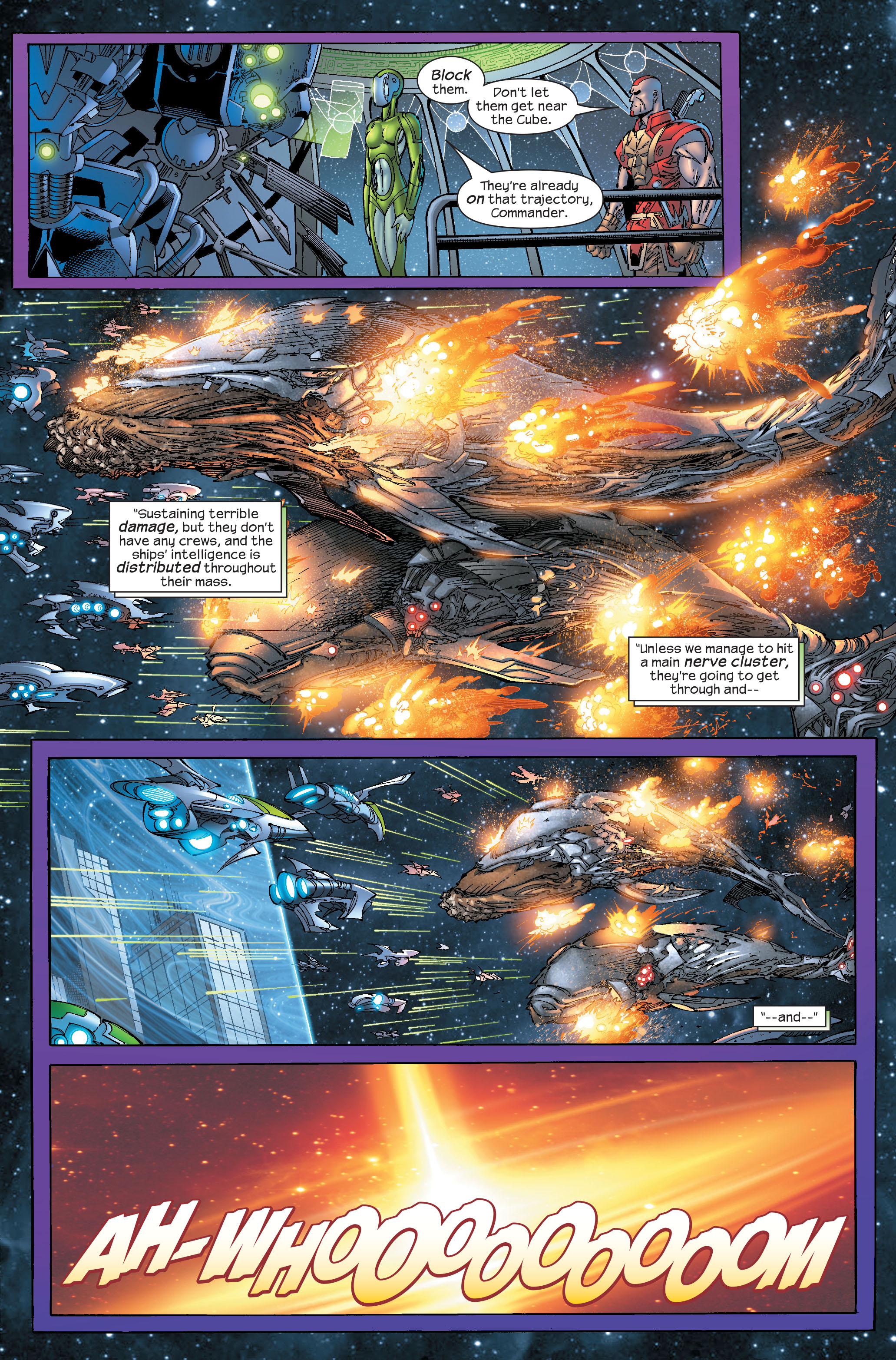 Read online Ultimate Fantastic Four (2004) comic -  Issue #51 - 5