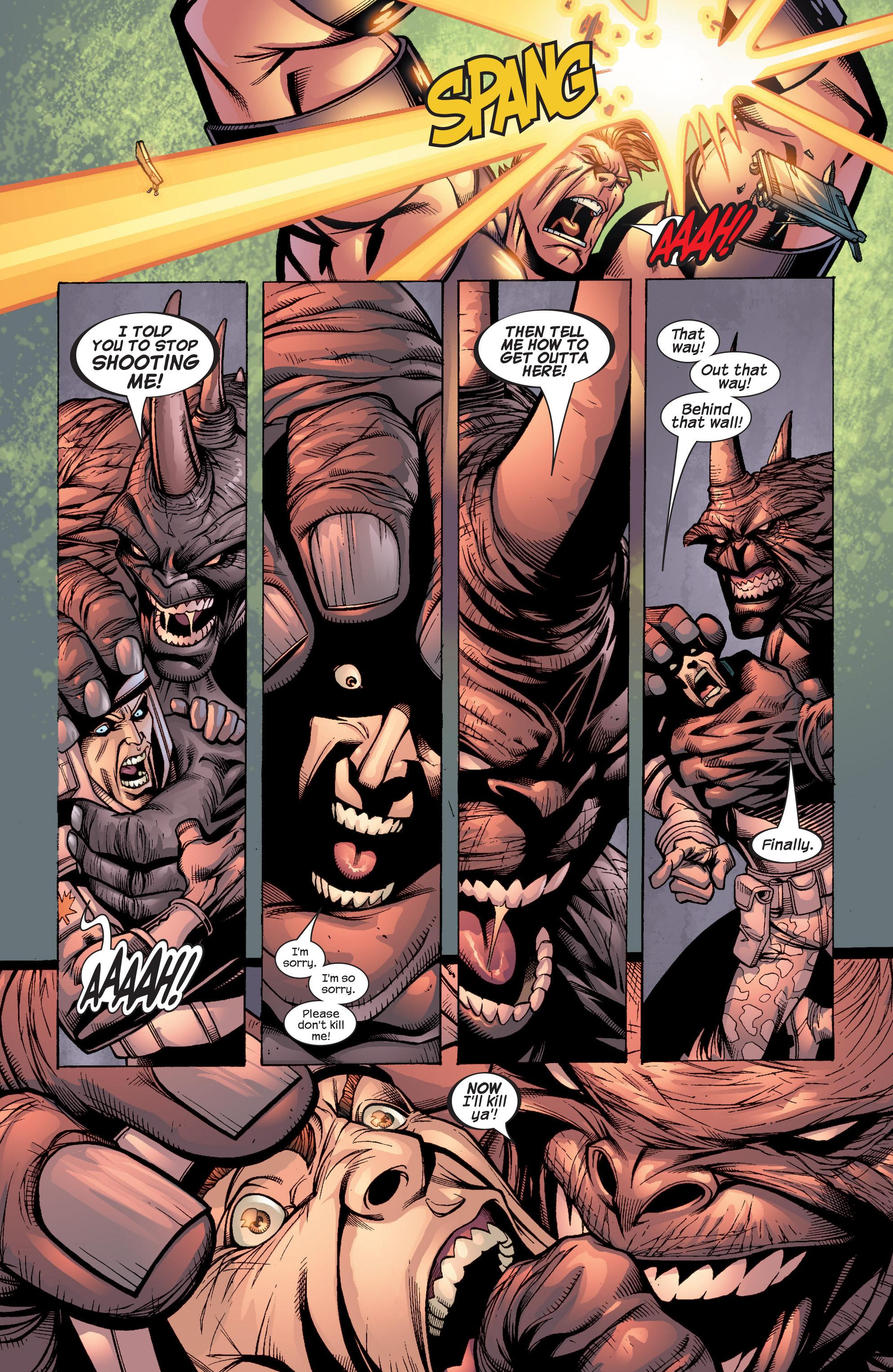 Read online Uncanny X-Men (1963) comic -  Issue #435 - 12