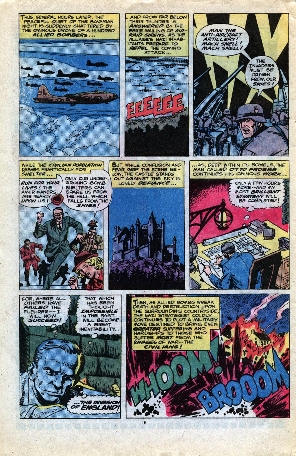 Read online Sgt. Fury comic -  Issue #148 - 8