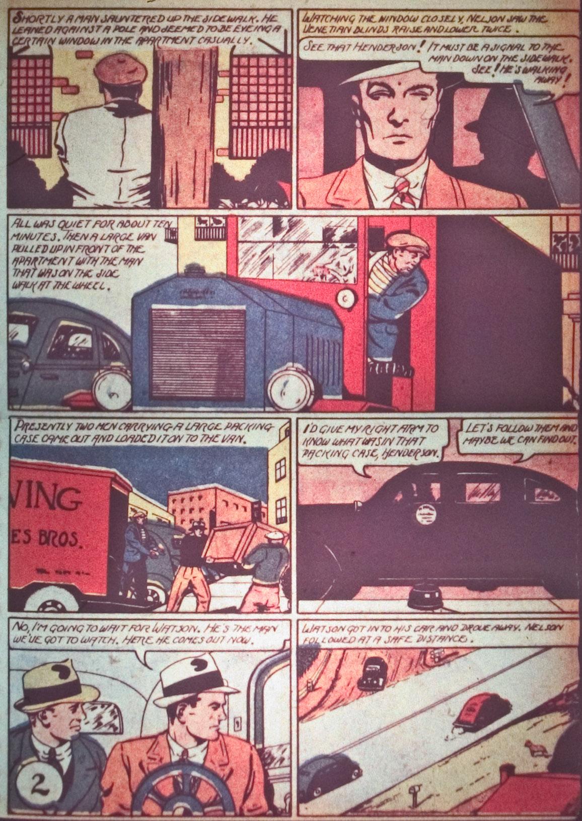 Read online Detective Comics (1937) comic -  Issue #26 - 23