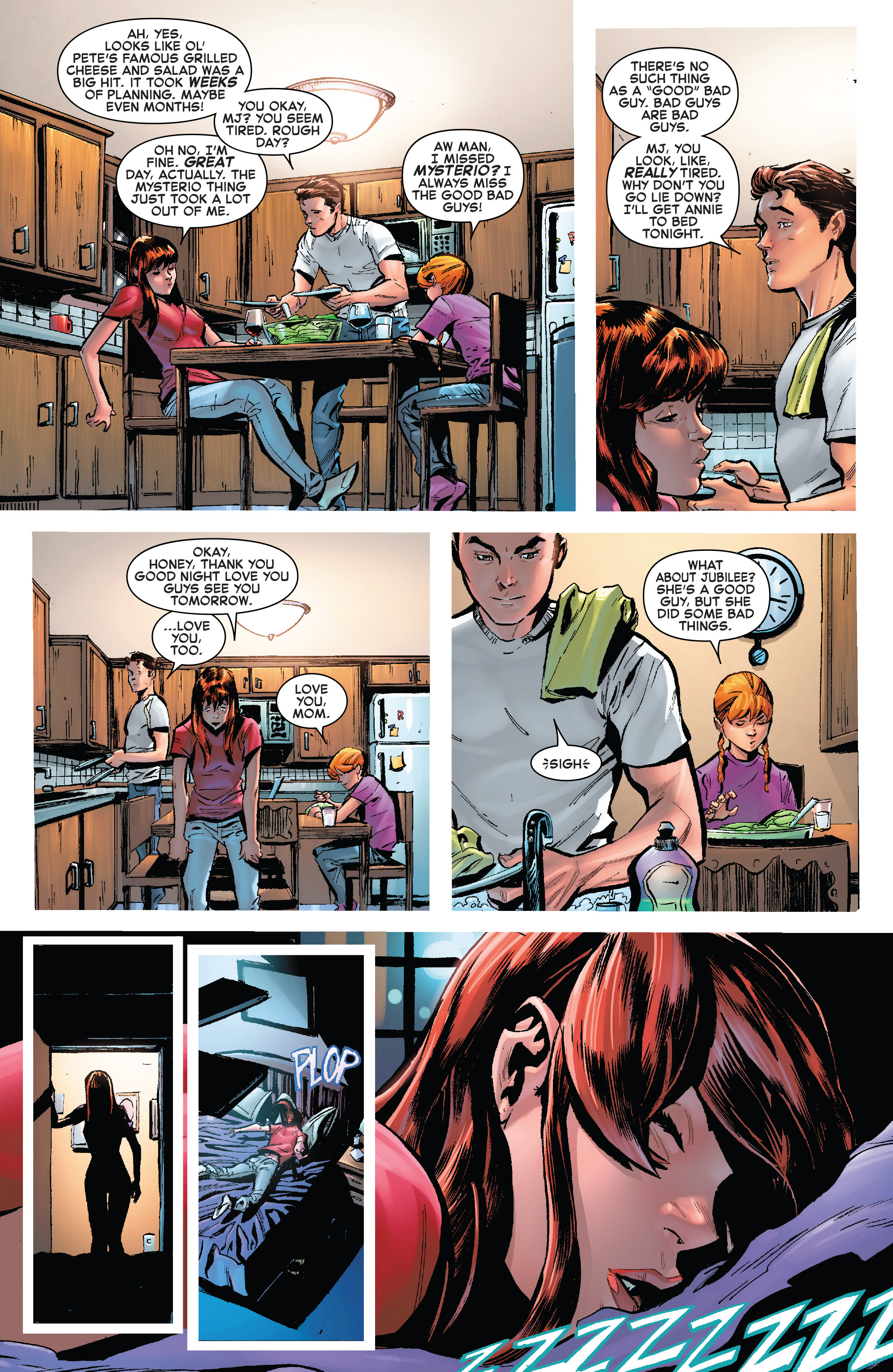 Read online Amazing Spider-Man: Renew Your Vows (2017) comic -  Issue #8 - 13