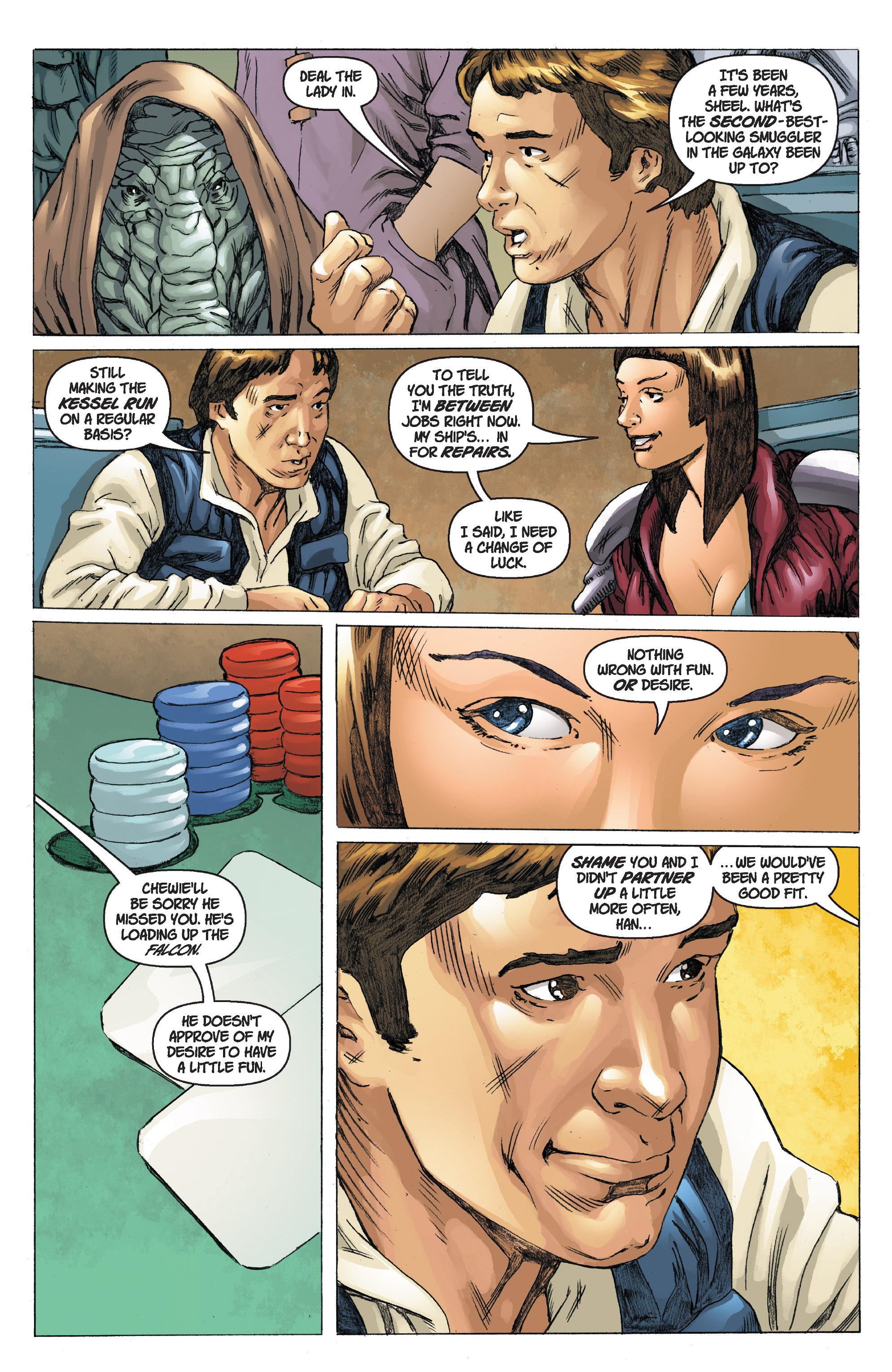 Read online Star Wars Omnibus comic -  Issue # Vol. 17 - 340