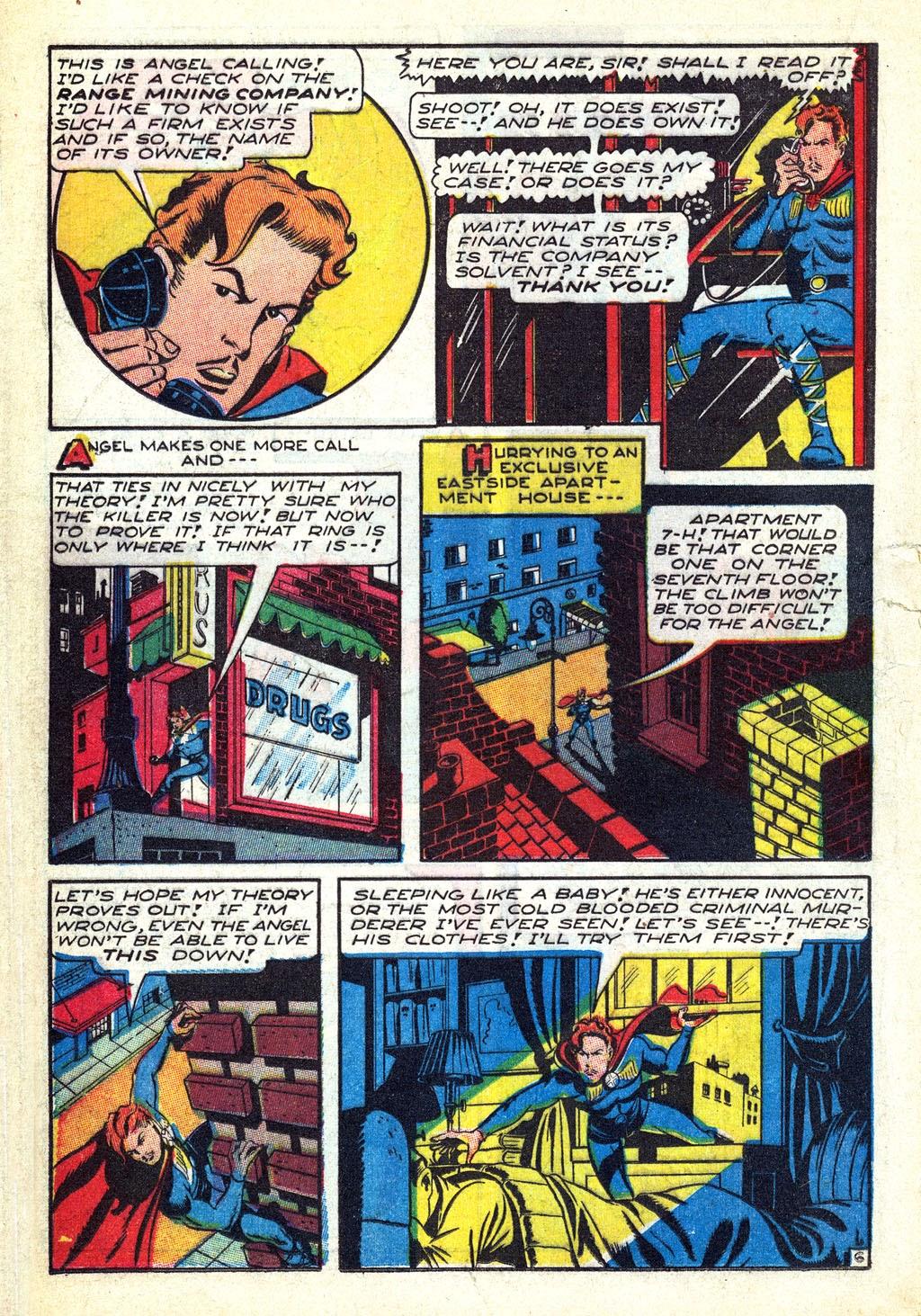 Read online Mystic Comics (1944) comic -  Issue #3 - 16