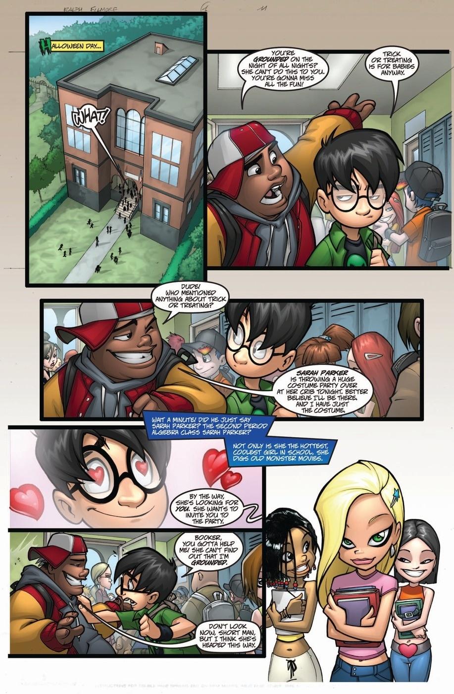 Read online Ralph Filmore comic -  Issue # Full - 14