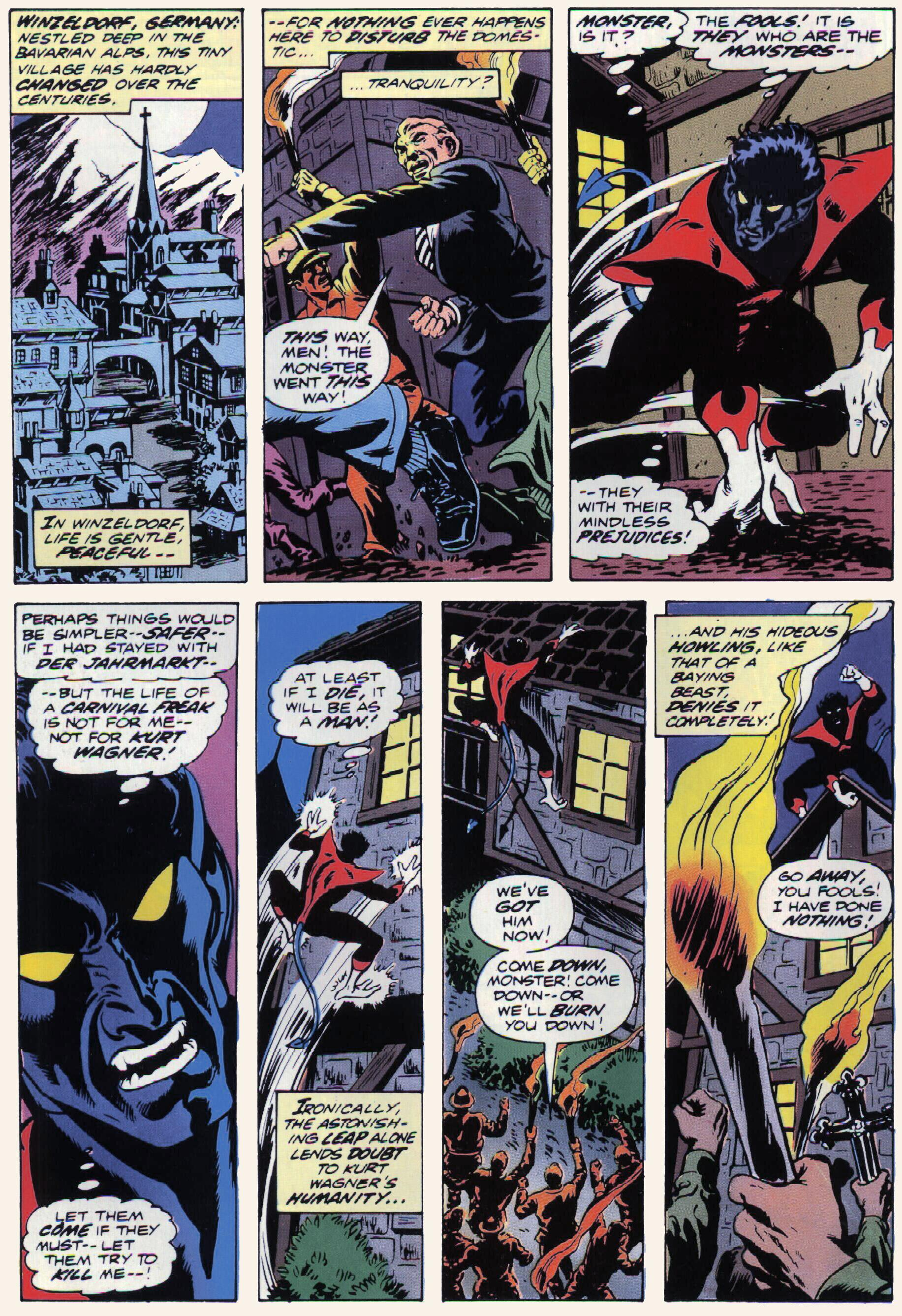 Read online Giant-Size X-Men comic -  Issue #1 - 3