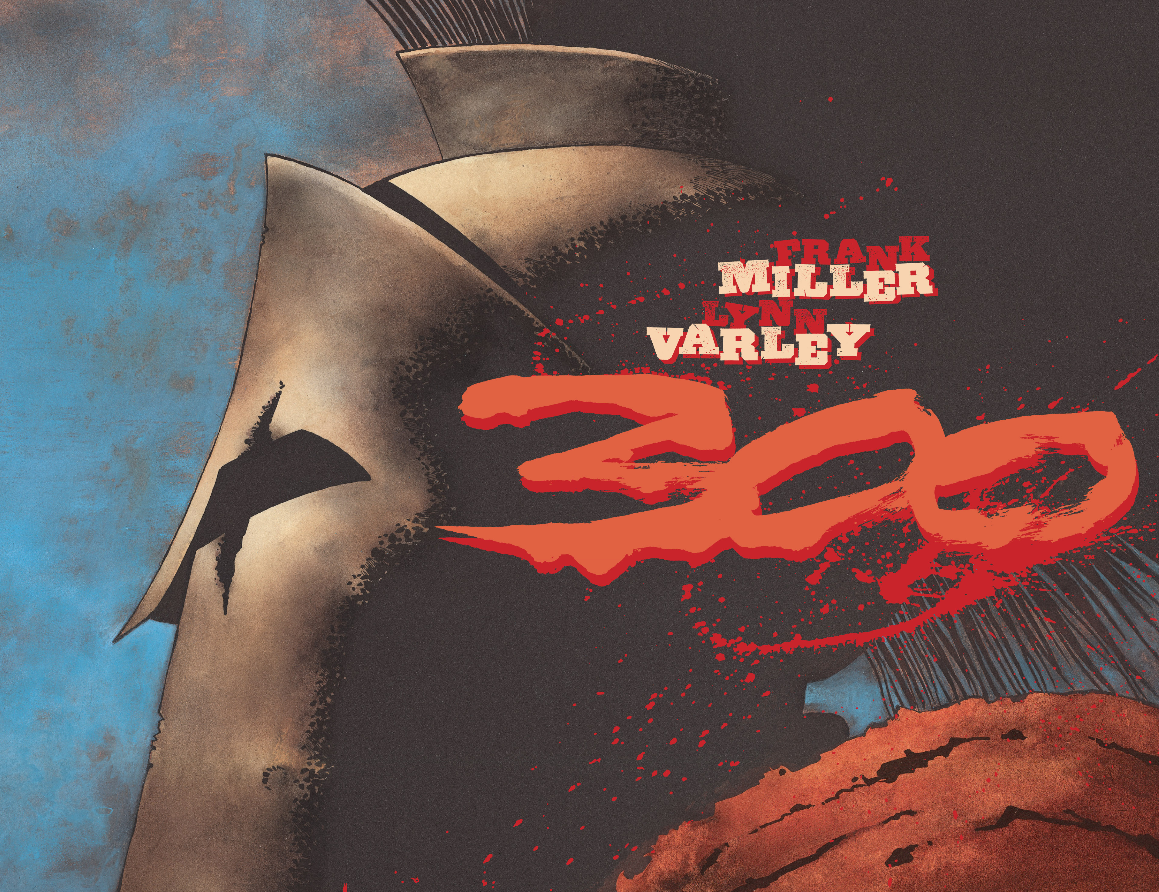 Read online 300 comic -  Issue #300 TPB - 1