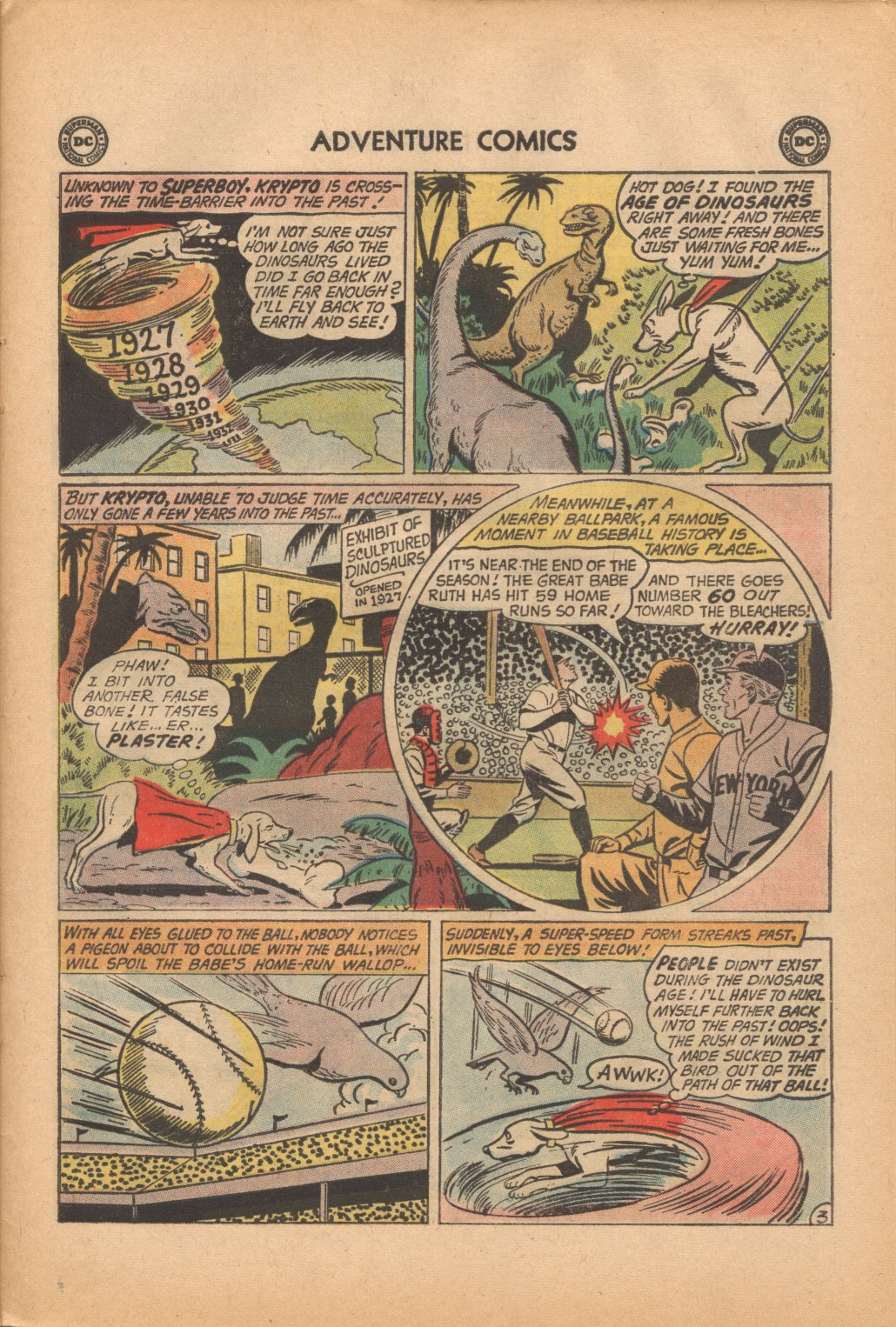 Read online Adventure Comics (1938) comic -  Issue #323 - 27