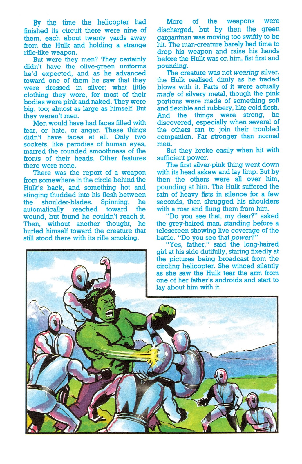 Read online Hulk: From The Marvel UK Vaults comic -  Issue # TPB (Part 3) - 17