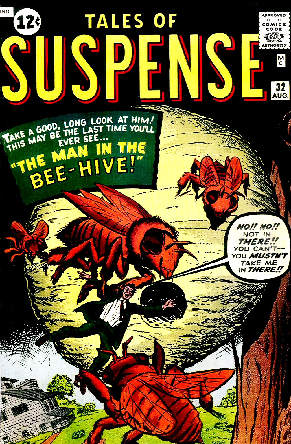 Tales of Suspense (1959) 32 Page 1