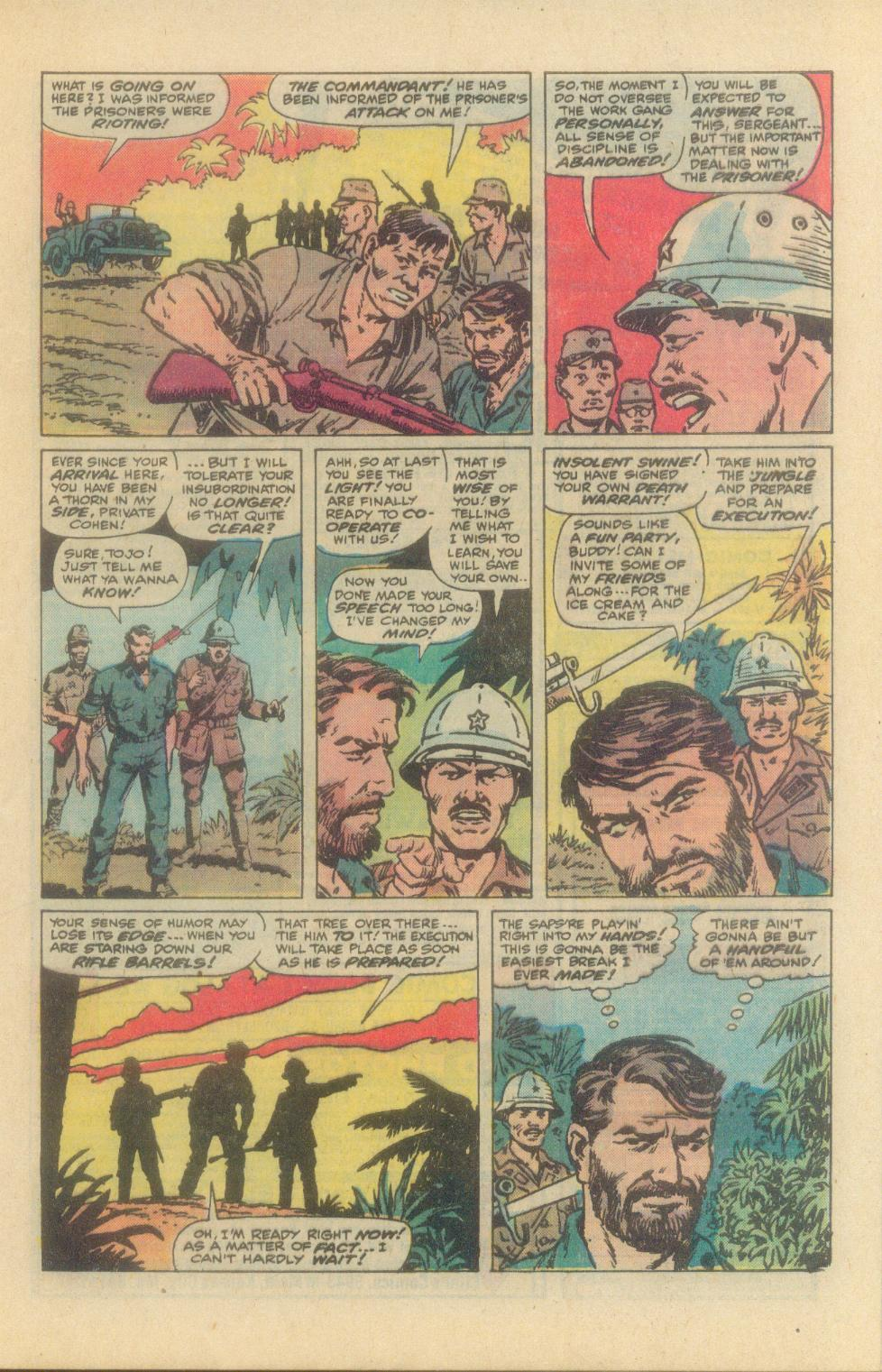 Read online Sgt. Fury comic -  Issue #149 - 9
